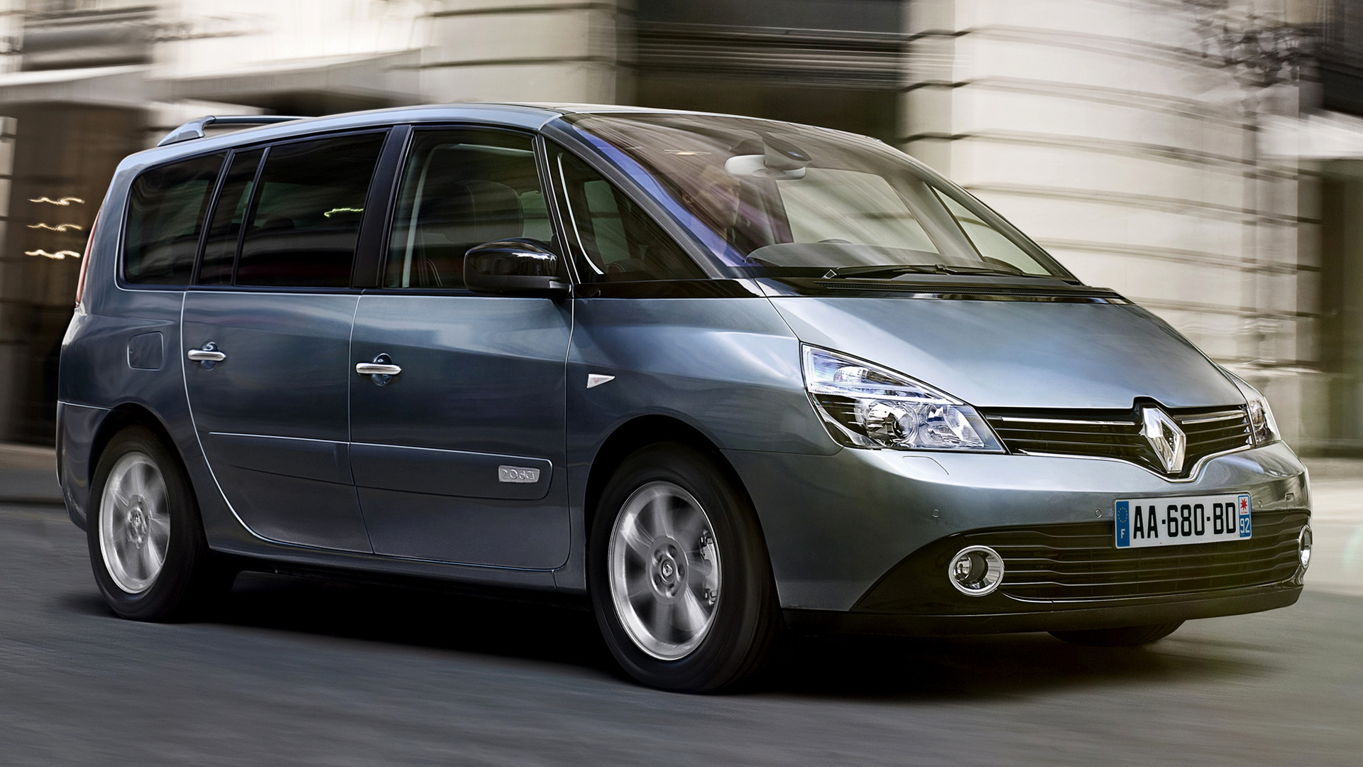 2012 Renault Grand Espace Wallpapers And Hd Images Car Pixel