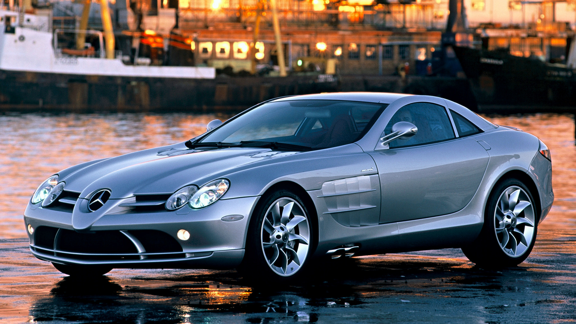 Mercedes Benz Slr Mclaren 2003 Wallpapers And Hd Images Car Pixel