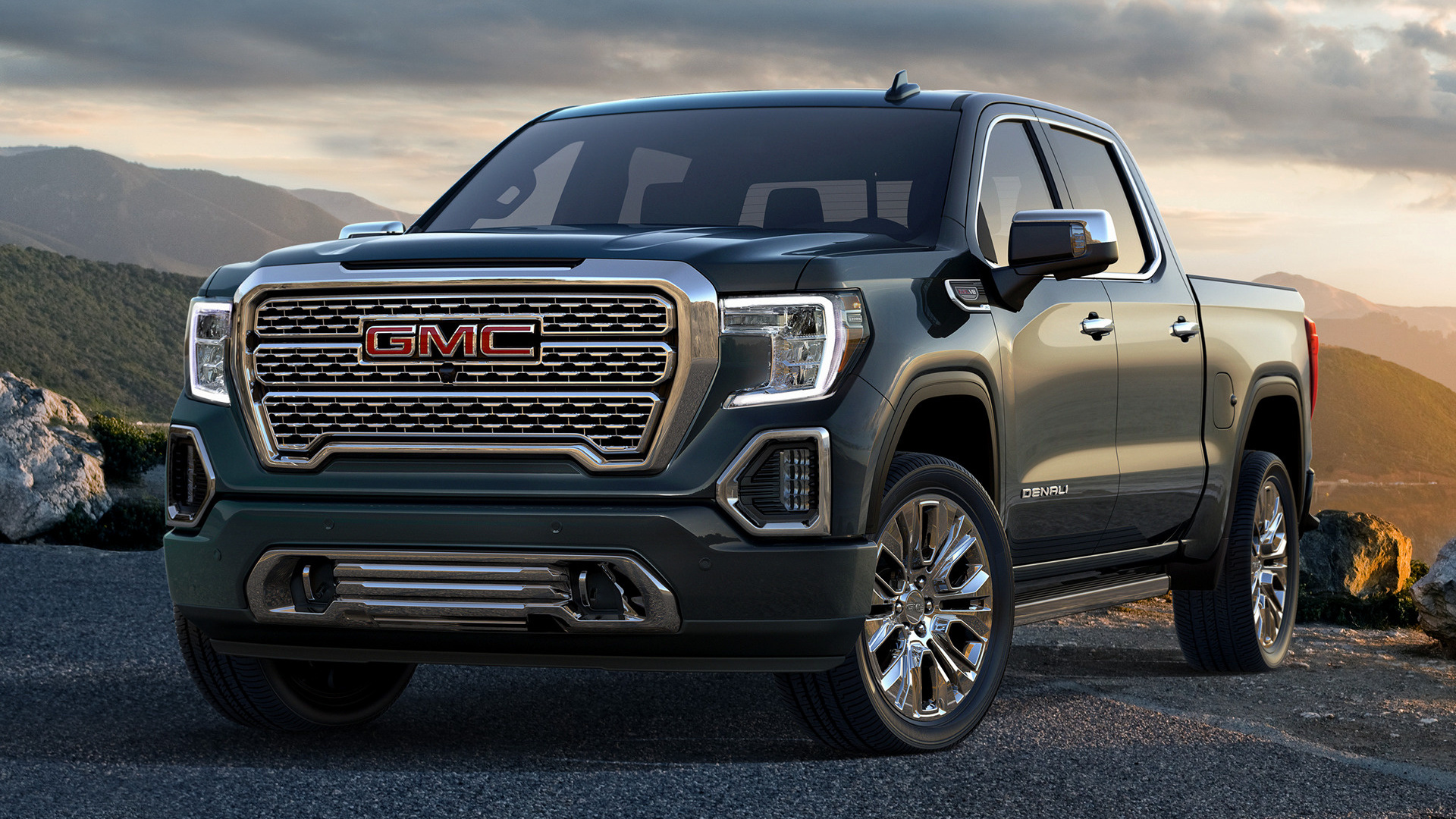 gmc sierra cab denali crew hd wallpapers