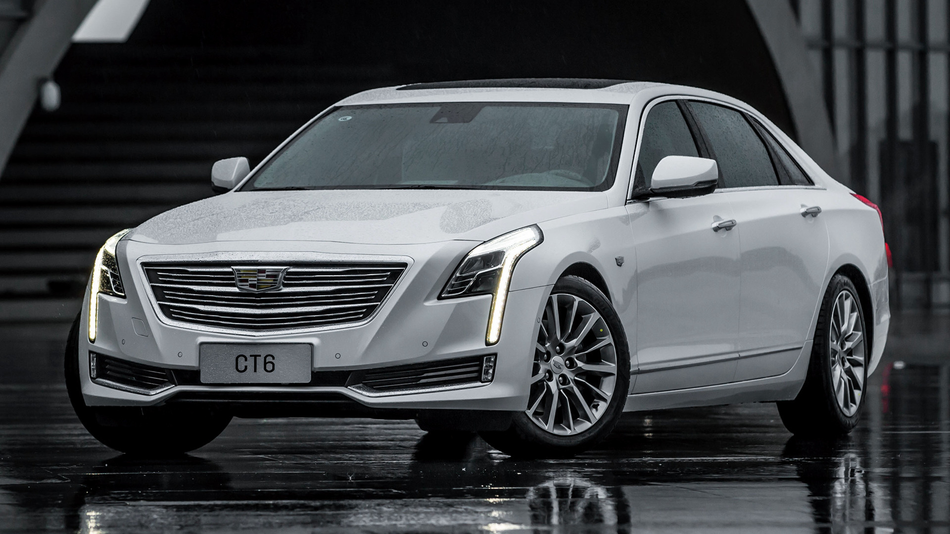 Land Rover Sport 2017 >> 2016 Cadillac CT6 (CN) - Wallpapers and HD Images | Car Pixel
