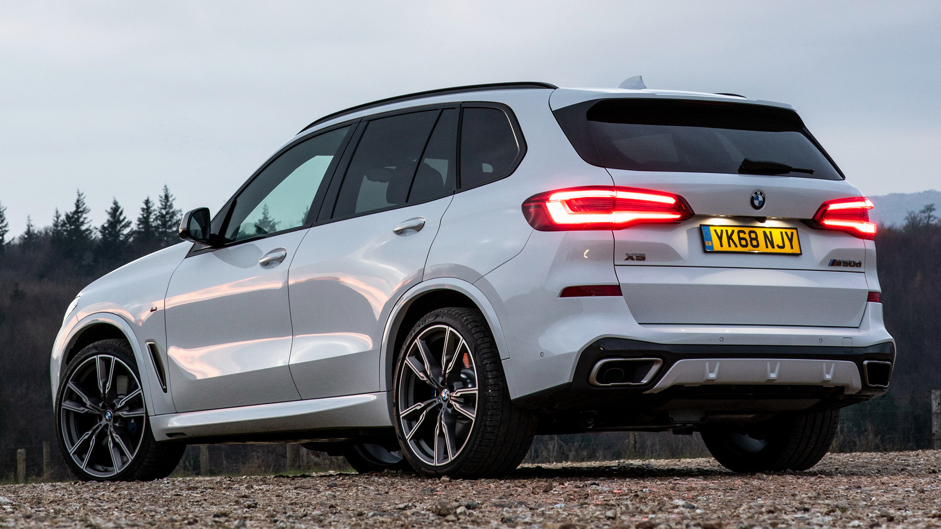 2018 Bmw X5 M50d Uk Wallpapers And Hd Images Car Pixel