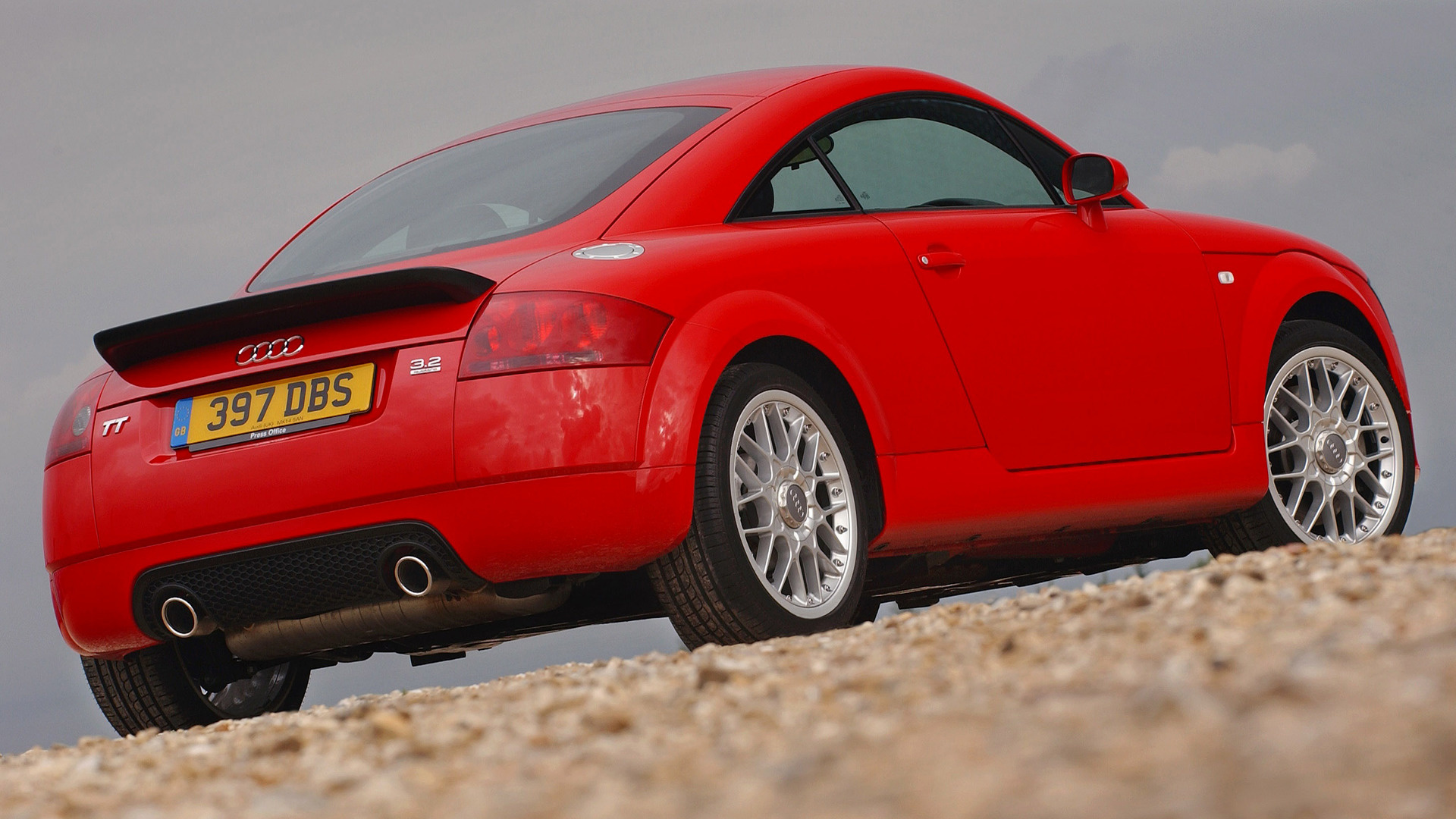 2003 Audi TT Coupe (UK) - Wallpapers and HD Images   Car Pixel