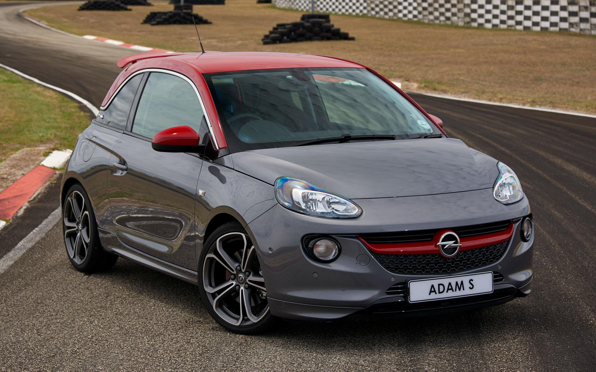 Opel Adam S Car Wallpaper