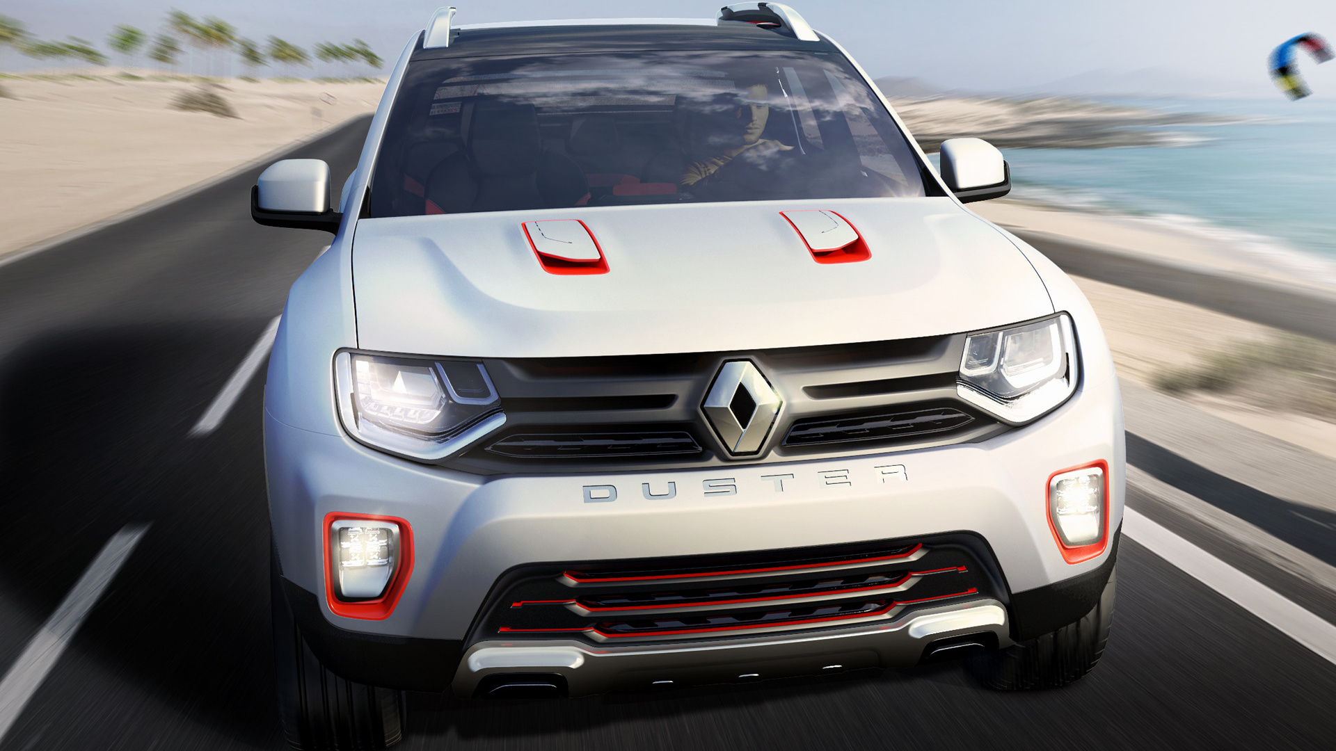 renault duster oroch concept 2014 wallpapers and hd images car pixel. Black Bedroom Furniture Sets. Home Design Ideas