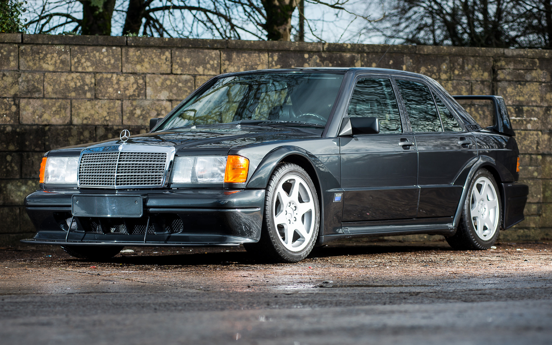 Ed Martin Honda >> 1990 Mercedes-Benz 190 E 16v Evolution II - Wallpapers and ...
