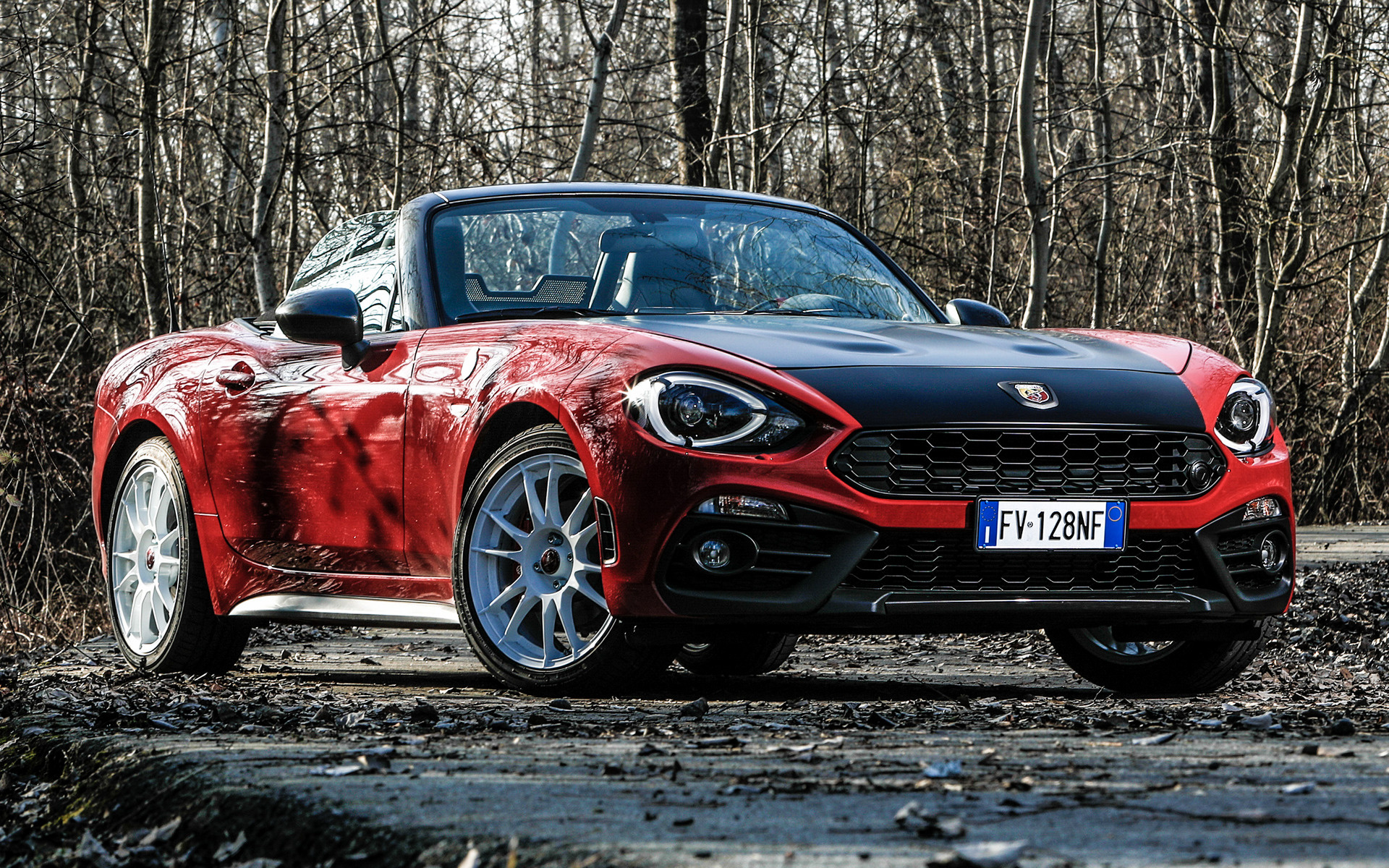 Subaru Rally Car >> 2019 Abarth 124 Spider Rally Tribute - Wallpapers and HD Images | Car Pixel