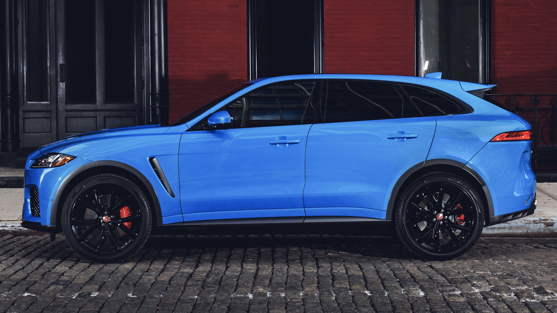 Jaguar F-Pace SVR (2019) US Wallpapers and HD Images - Car ...