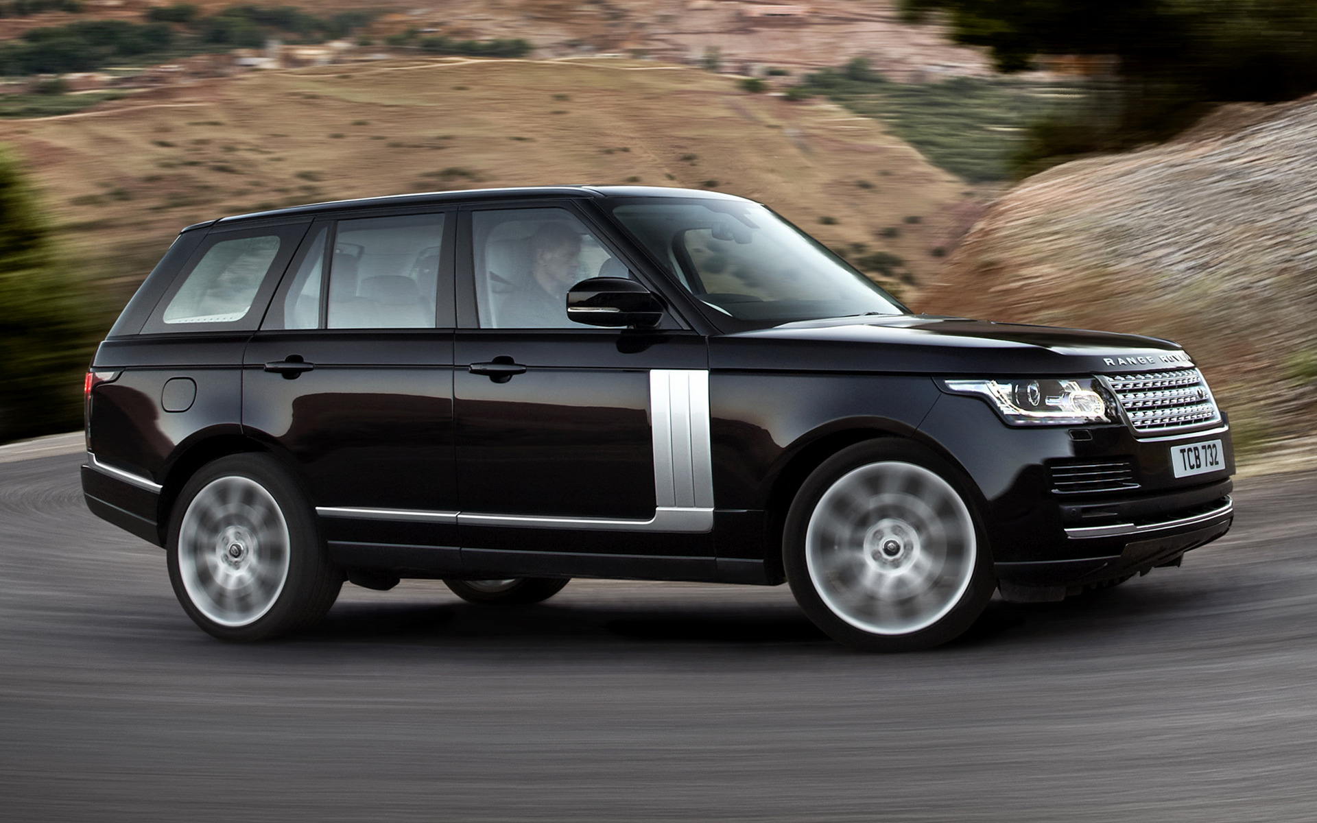 Land Rover Hse >> Range Rover Vogue (2012) UK Wallpapers and HD Images - Car ...
