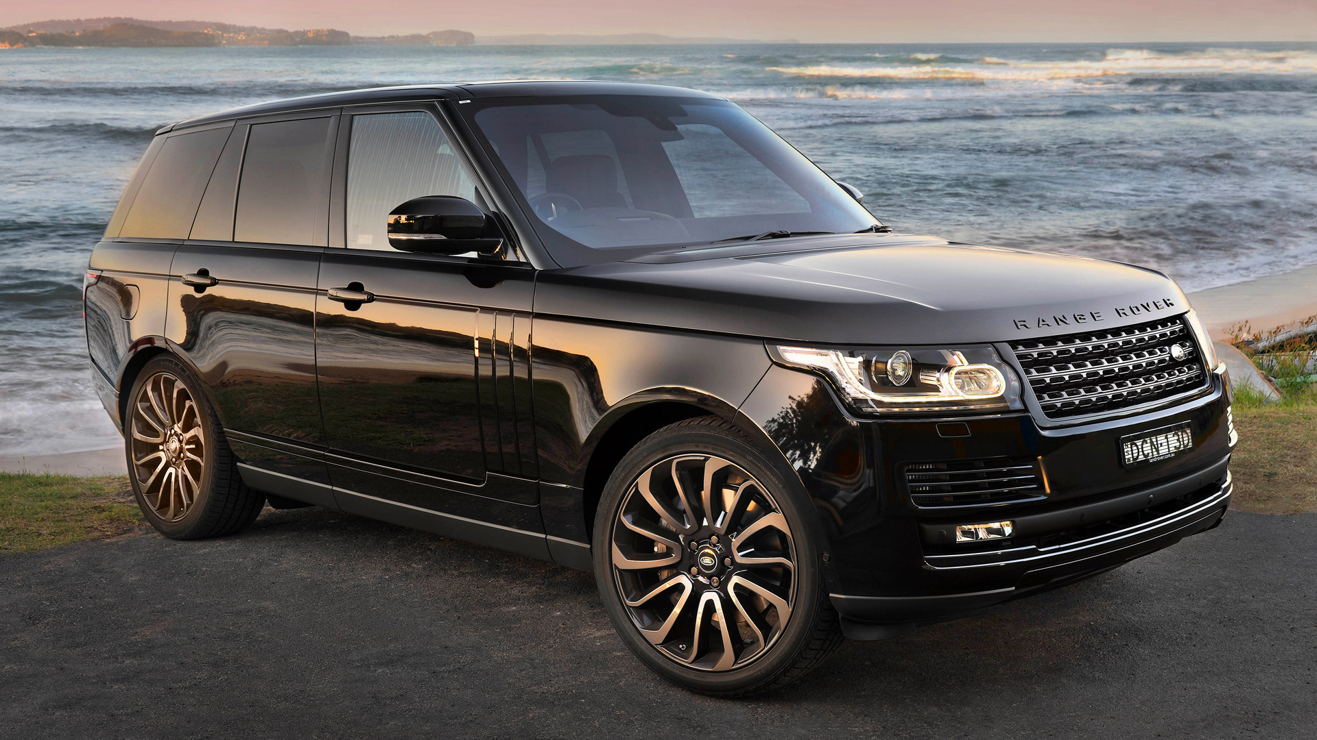 Range Rover Vogue Se Black Design Pack 2013 Au
