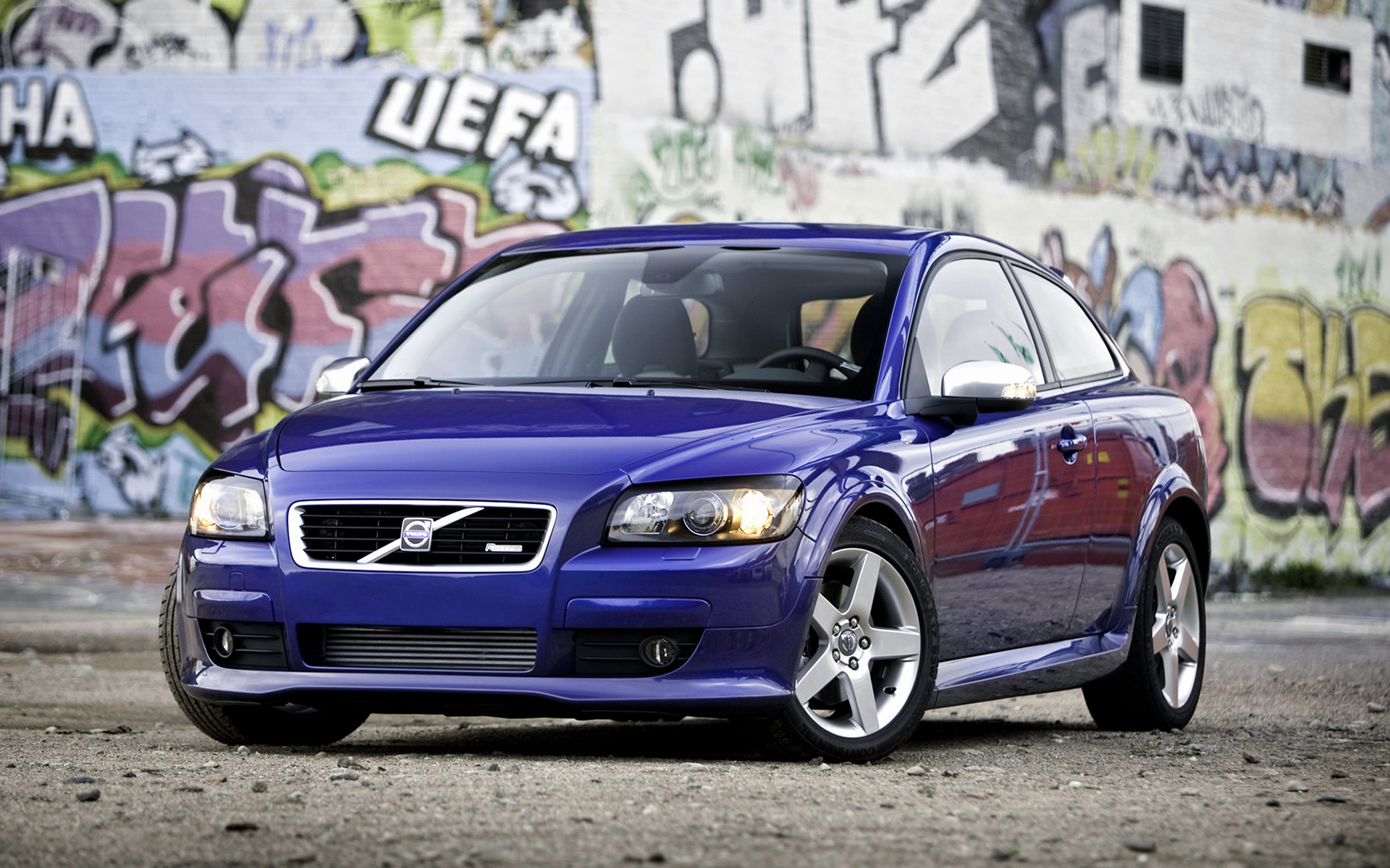Volvo C30 R Design 2008 Wallpapers And Hd Images Car Pixel