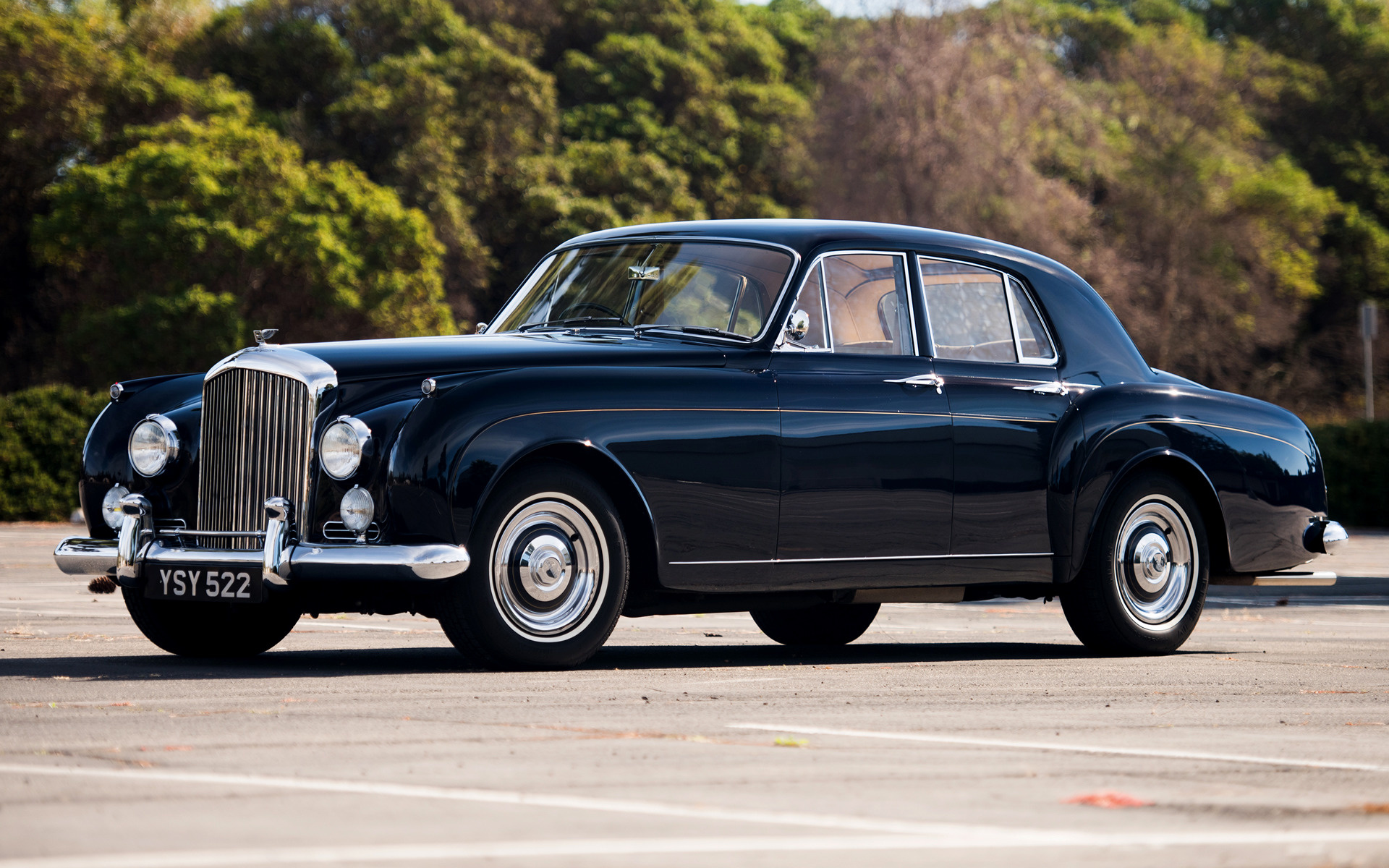 Bentley S1 Continental Flying Spur By Mulliner 1957 Uk