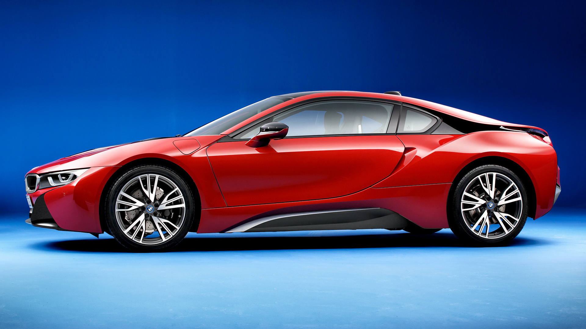 2016 BMW i8 Protonic Red Edition - Wallpapers and HD ...