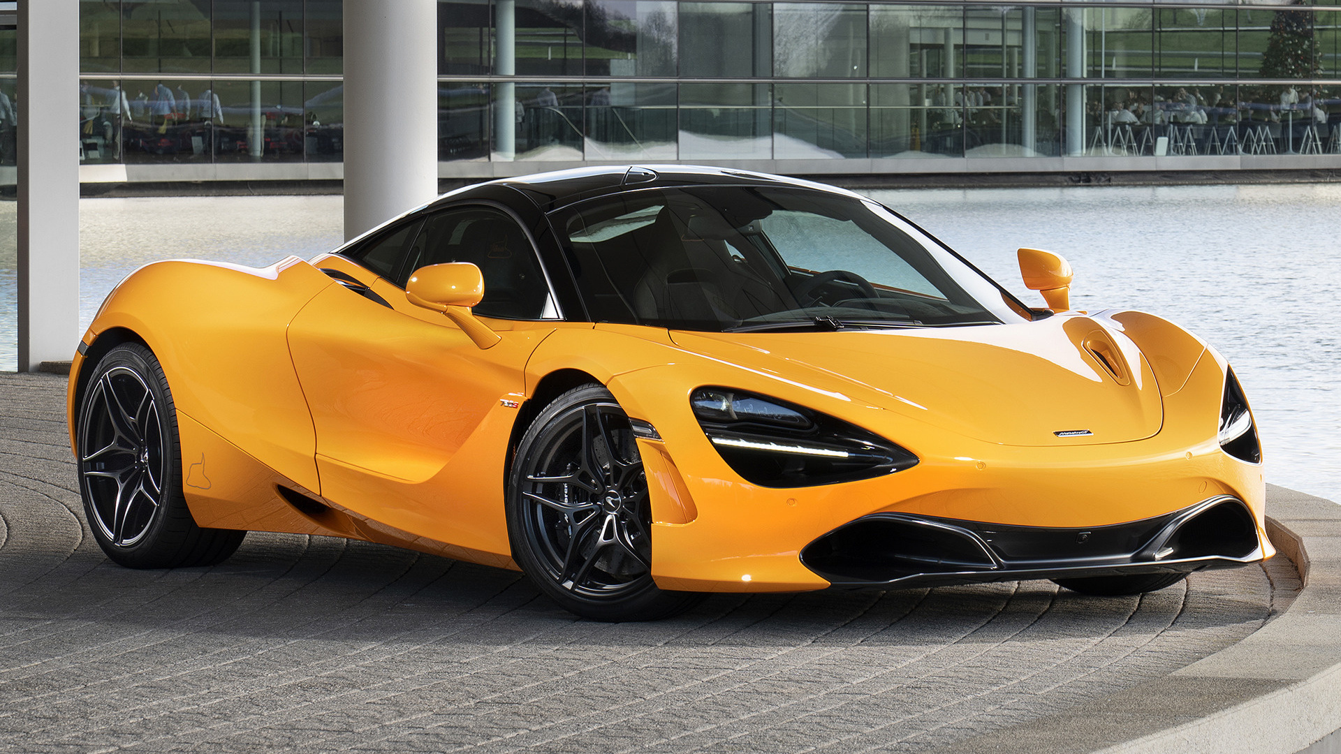 Orange Dodge Ram >> 2019 McLaren 720S Spa '68 Collection by MSO - Wallpapers ...