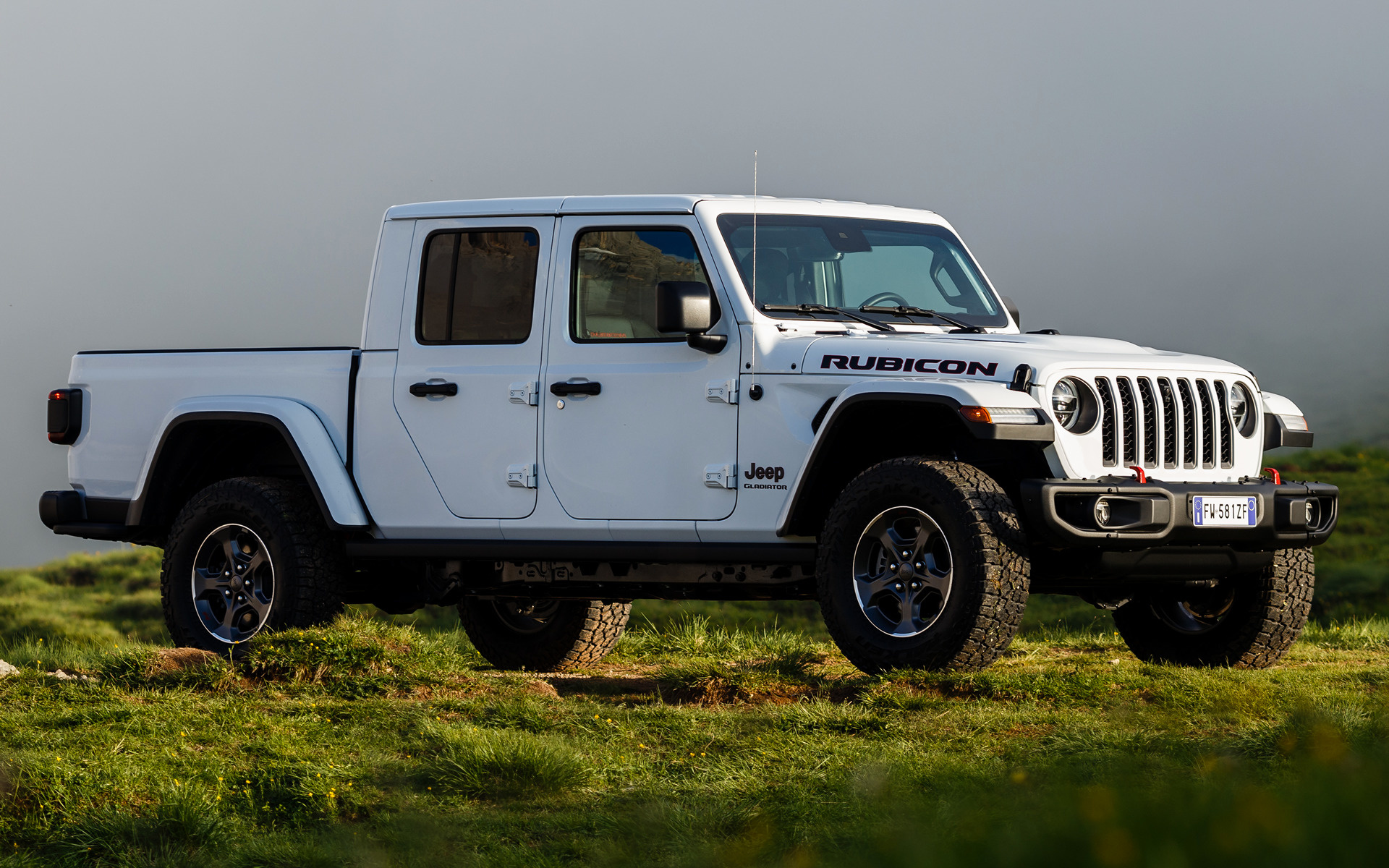 2020 Jeep Gladiator Rubicon (EU) - Wallpapers and HD ...