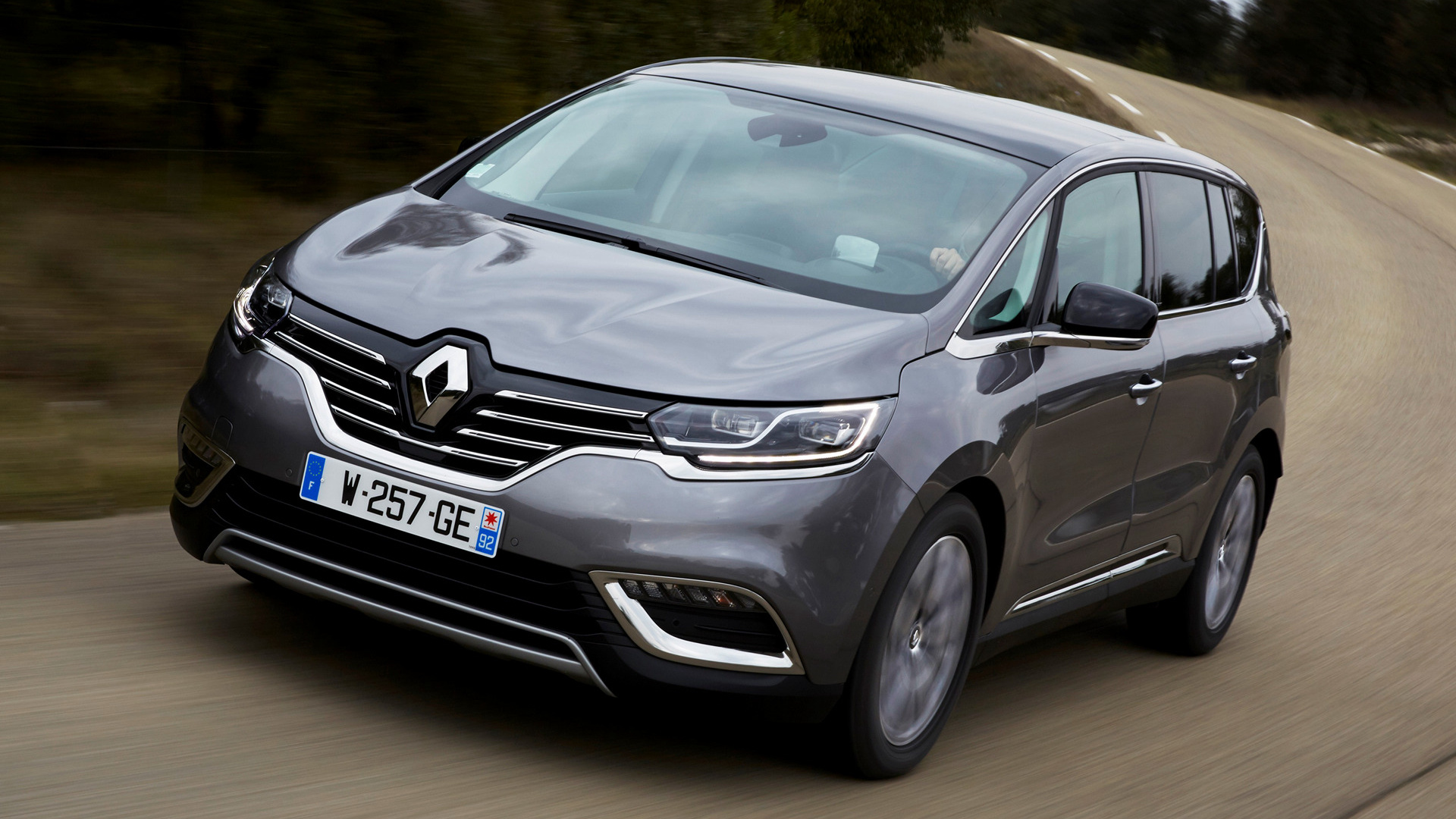 2015 Renault Espace Fondos De Pantalla E Imágenes En Hd