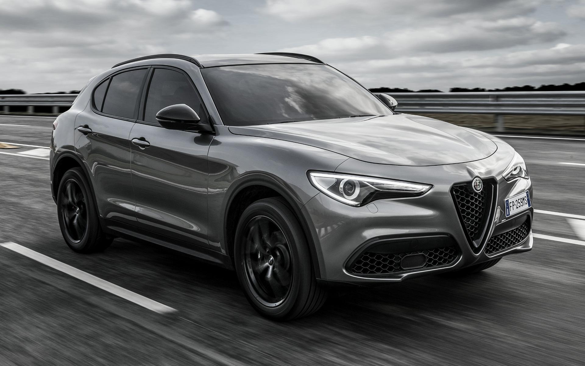 2018 Alfa Romeo Stelvio B-Tech - Fondos de Pantalla e ...