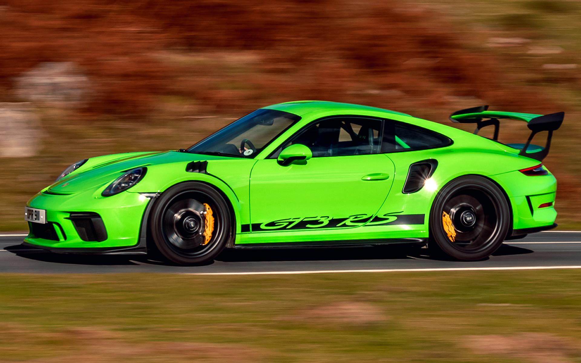 911 Carrera Gts >> 2018 Porsche 911 GT3 RS (UK) - Fondos de Pantalla e ...