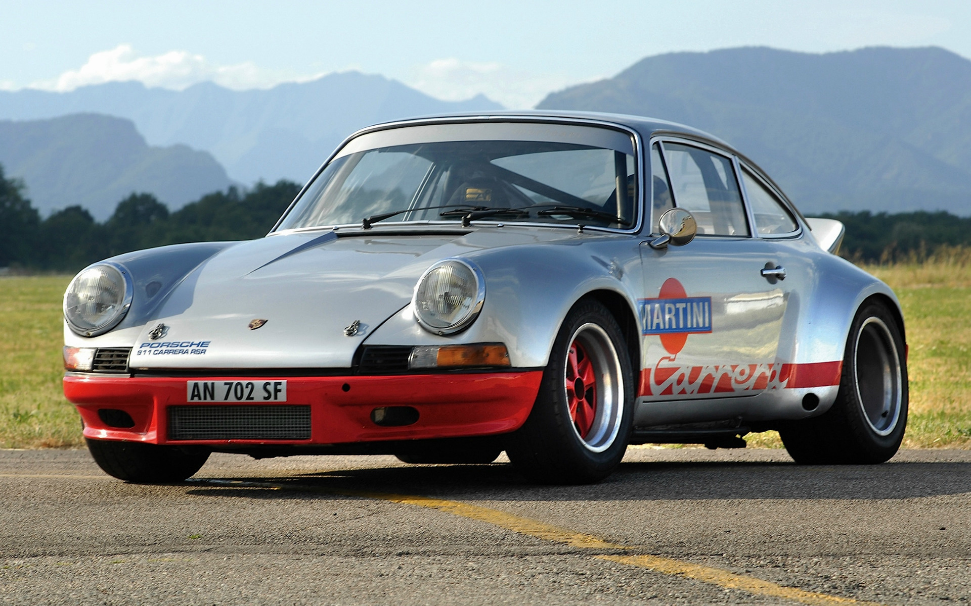 1972 Porsche 911 Carrera Rsr Wallpapers And Hd Images