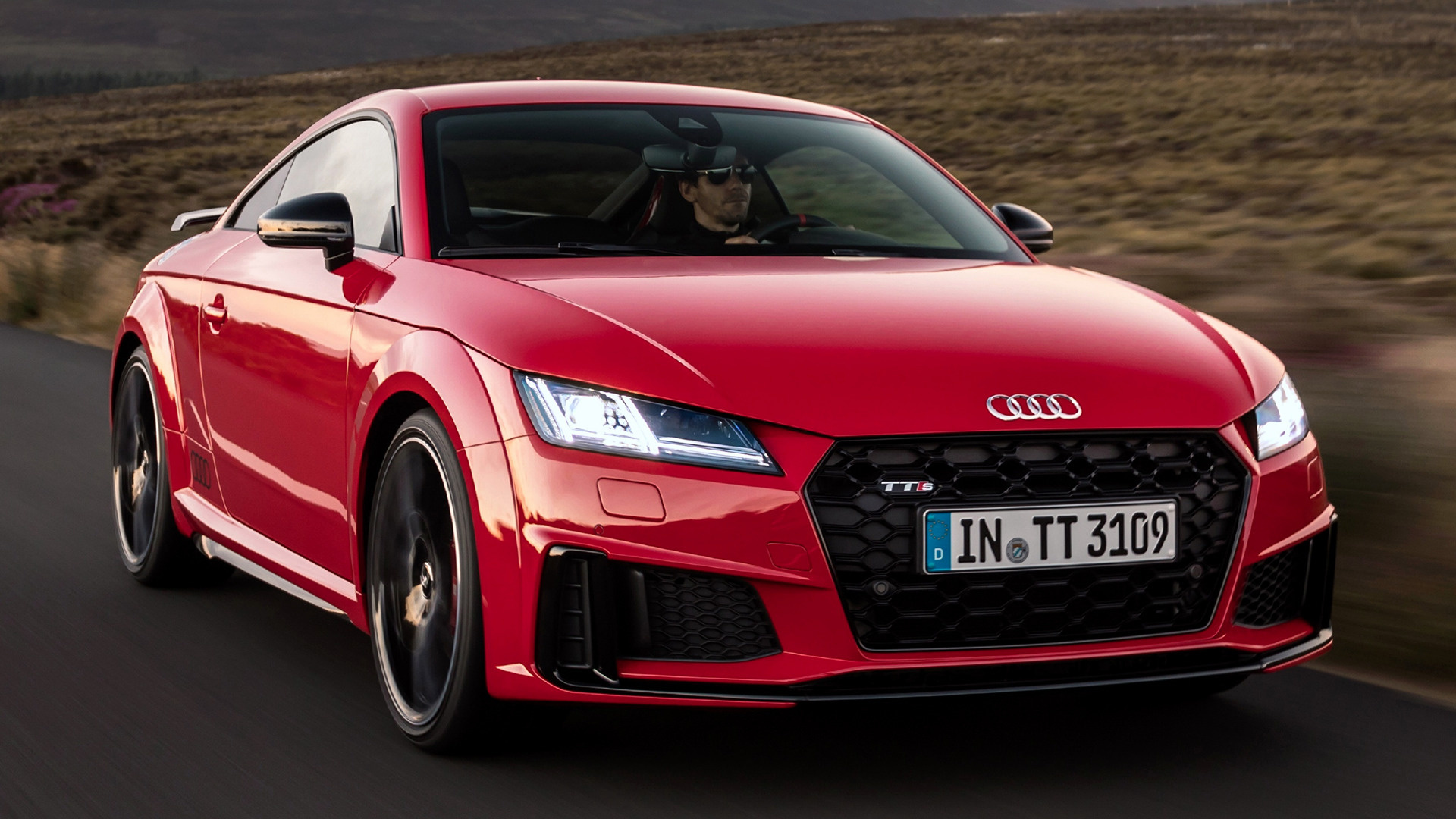 Genesis Coupe 2016 >> 2018 Audi TTS Coupe Competition - Wallpapers and HD Images   Car Pixel