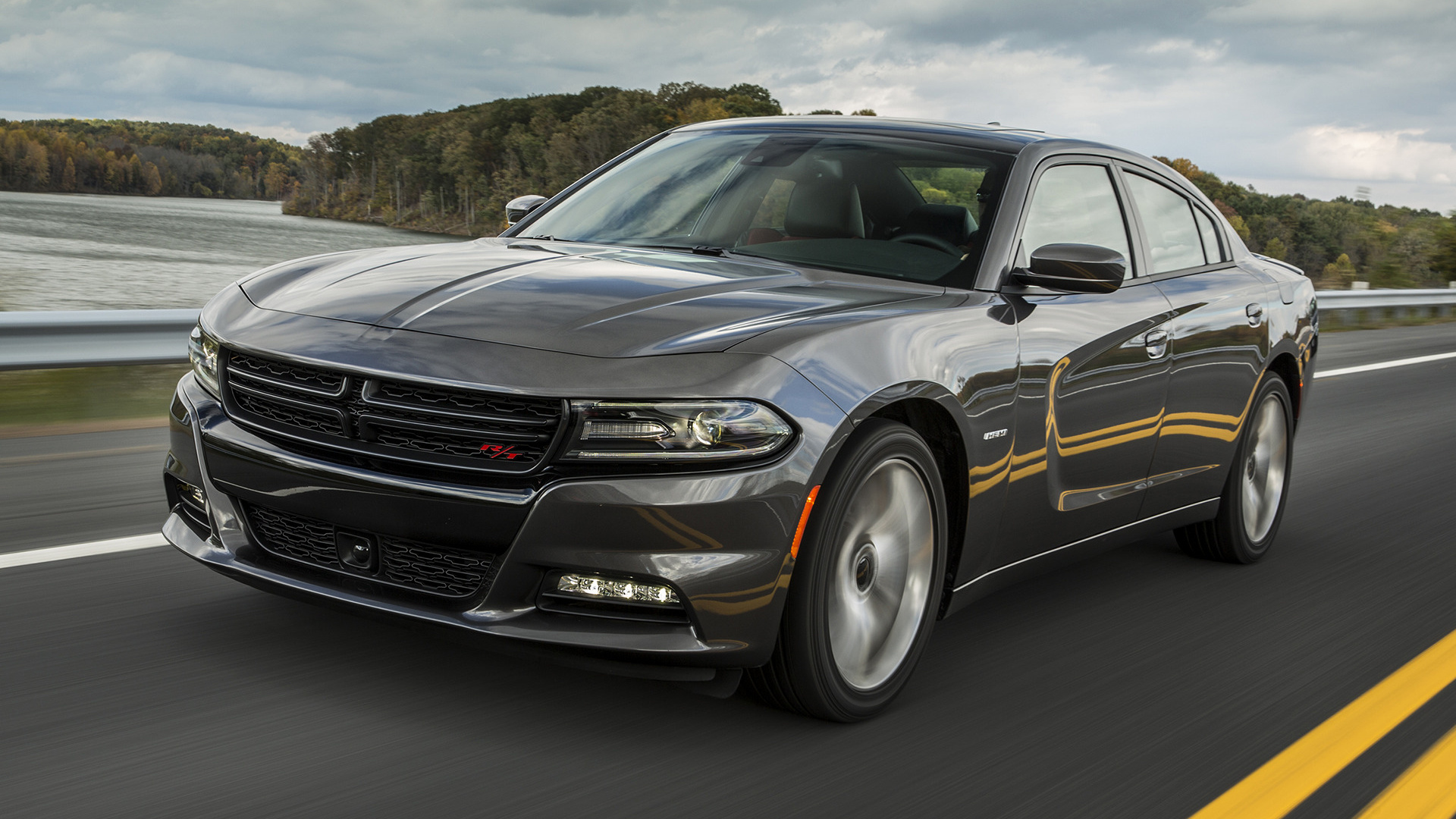 Dodge Charger R/T Road & Track (2015) Wallpapers and HD ...