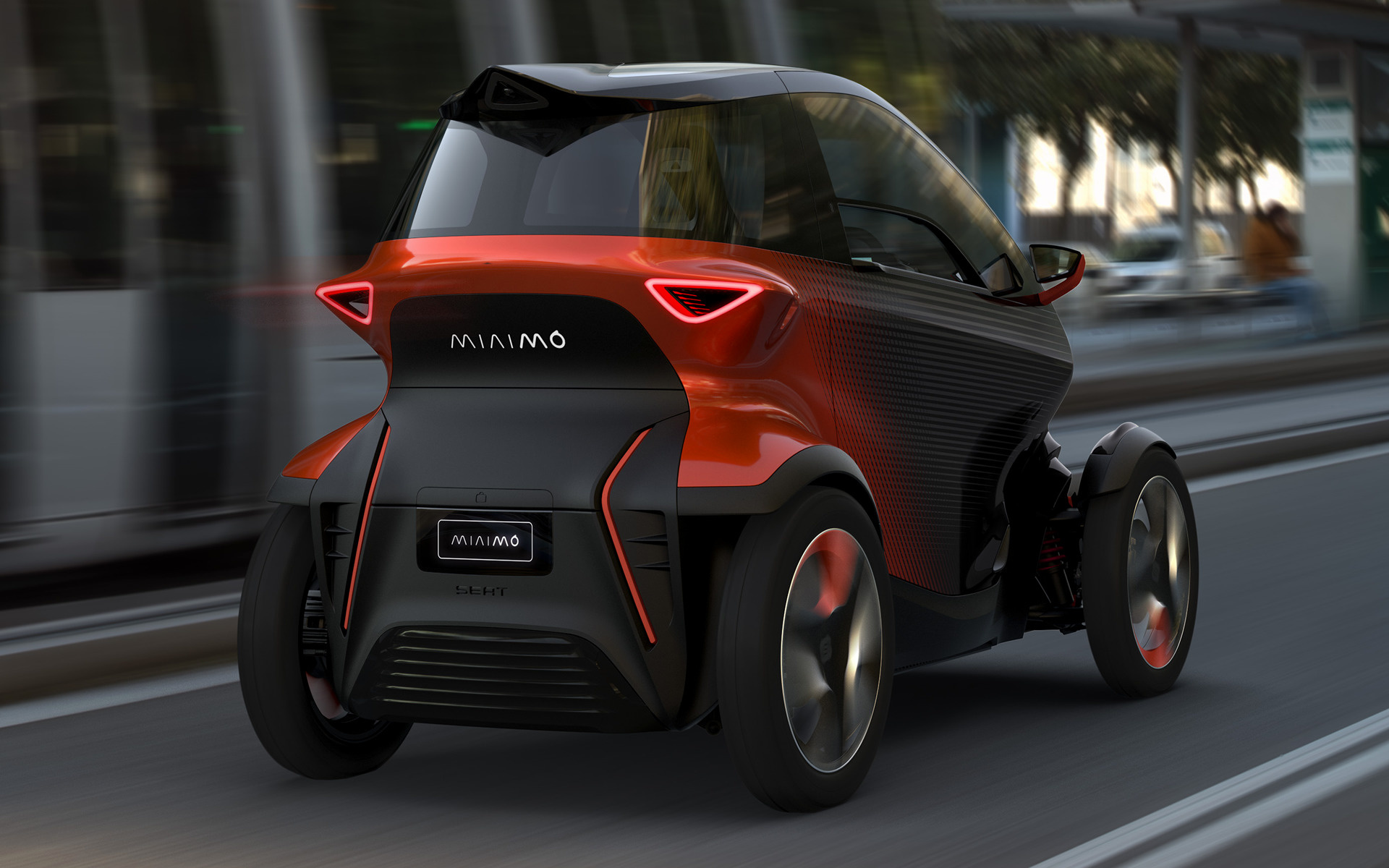2019 Seat Minimo Concept - Wallpapers and HD Images | Car ...