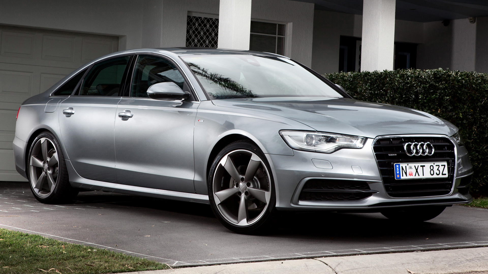 Audi A6 Sedan S line (2011) AU Wallpapers and HD Images ...