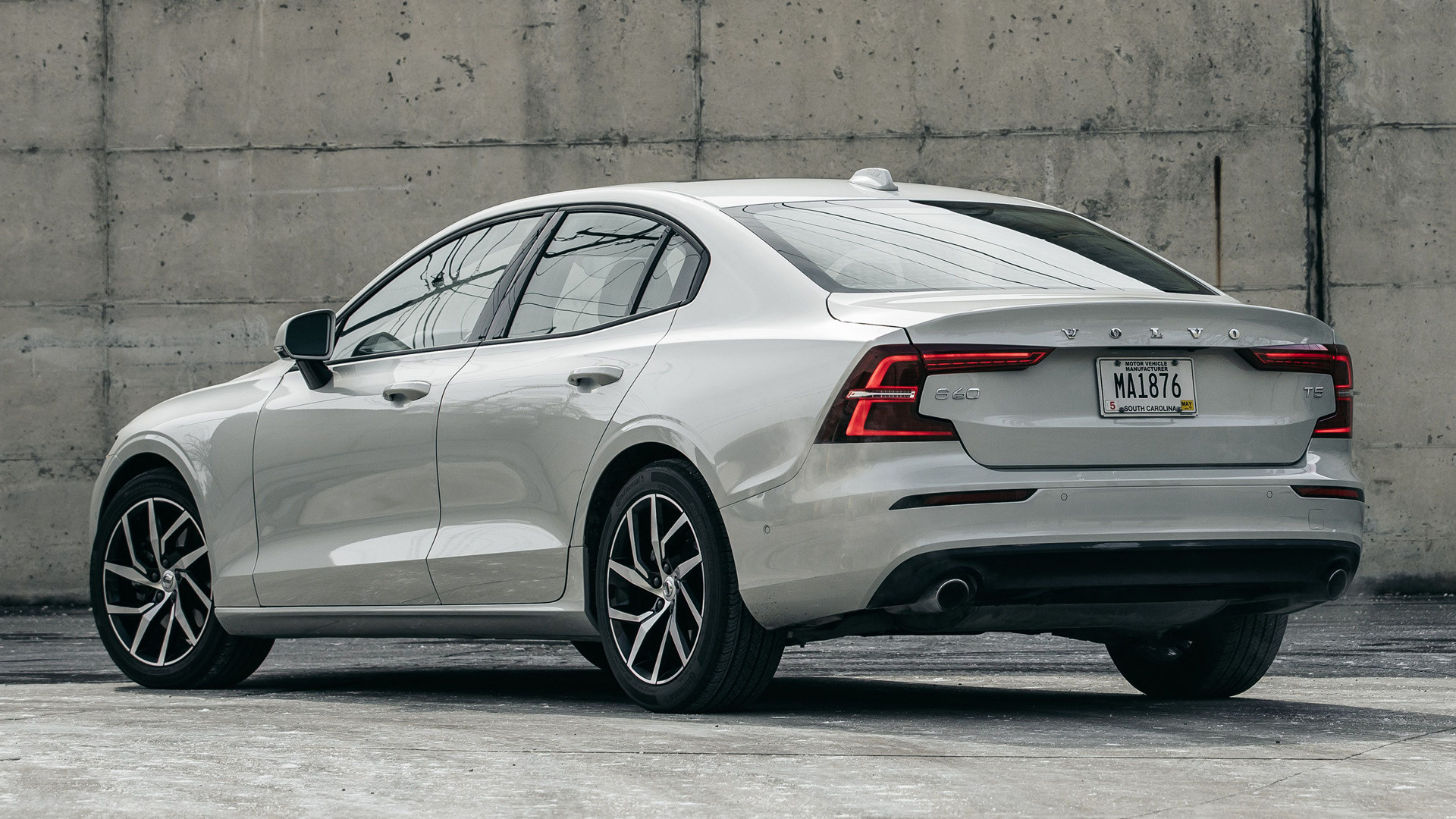 2019 Volvo S60 (US) - Wallpapers And HD Images