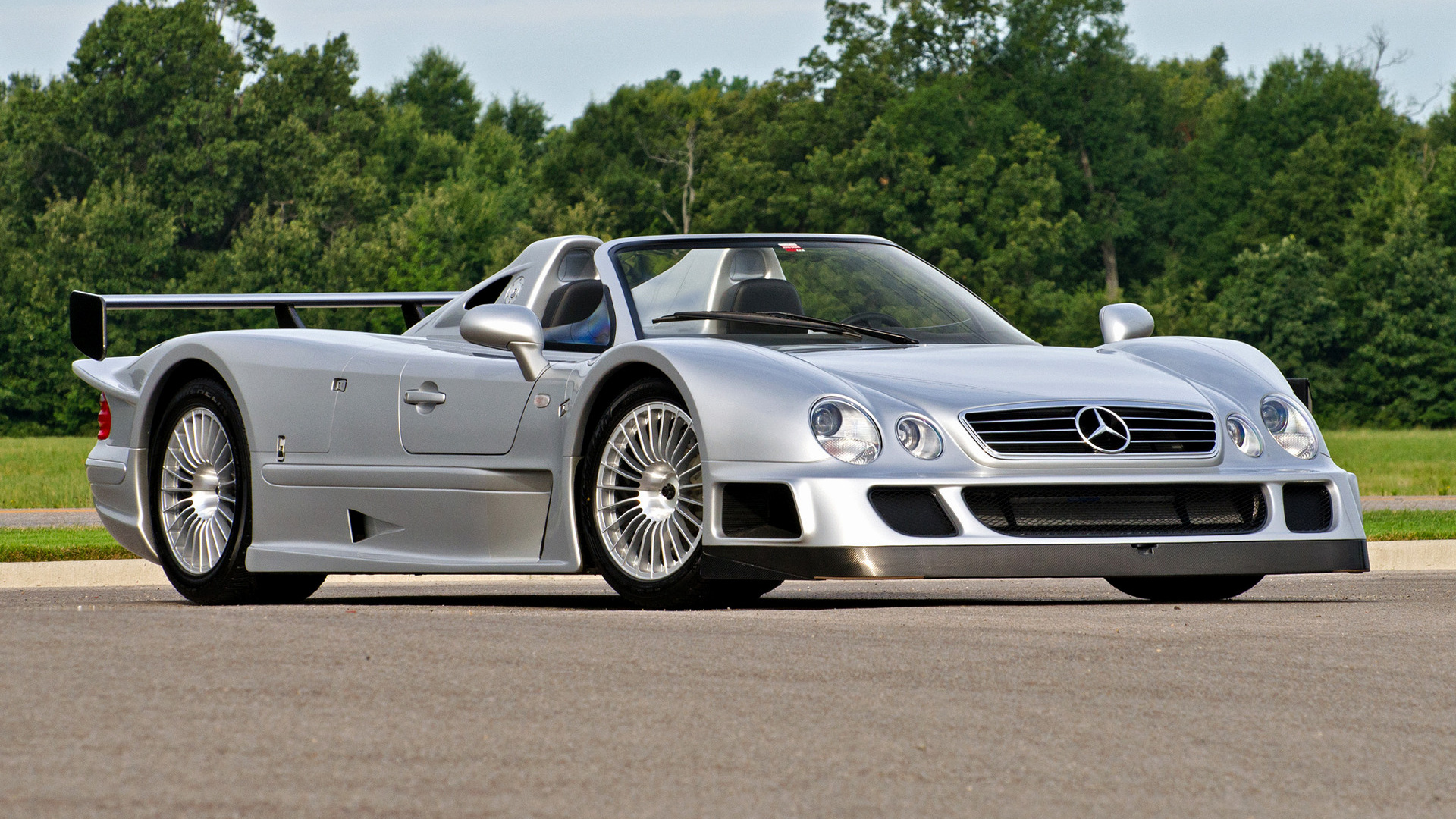 1998 Mercedes-Benz CLK GTR Roadster