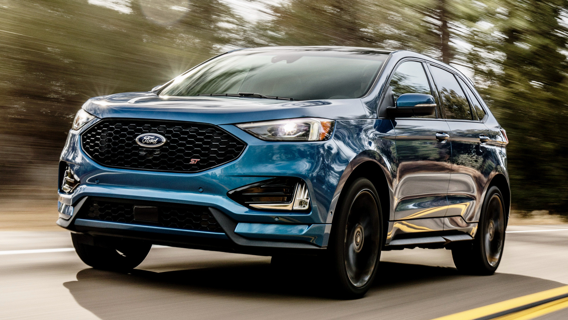 Ford Edge ST (2019) Wallpapers and HD Images - Car Pixel