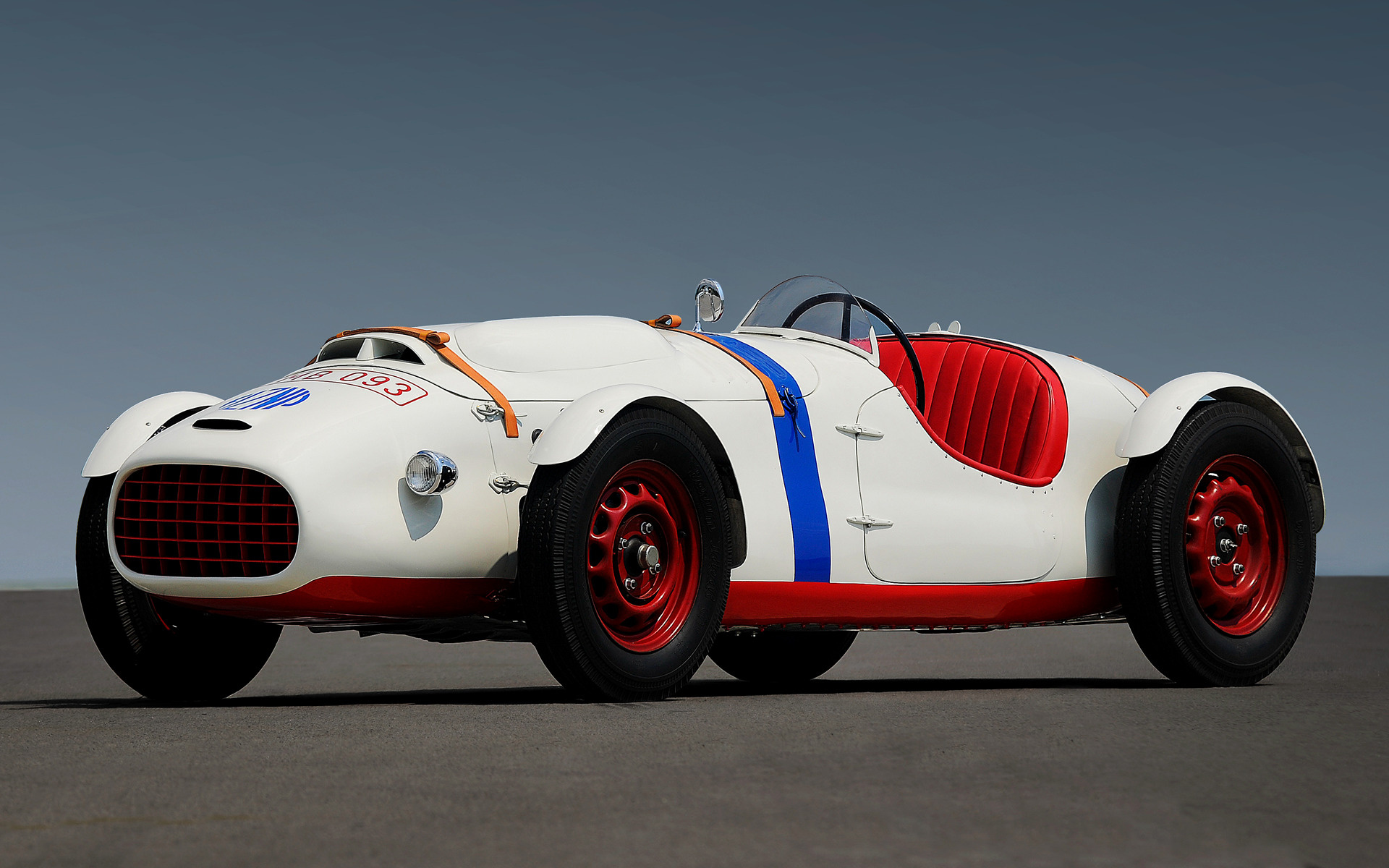 Skoda 966 Supersport 1950 Wallpapers And Hd Images Car