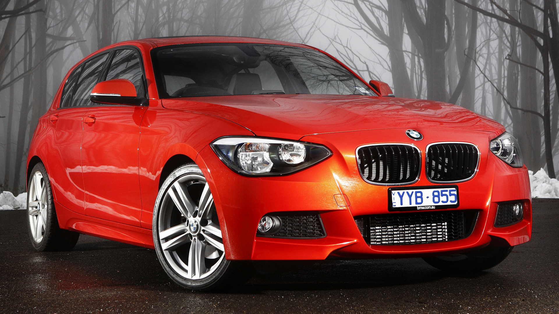 2012 Bmw 1 Series M Sport 5 Door Au Wallpapers And Hd Images Car Pixel