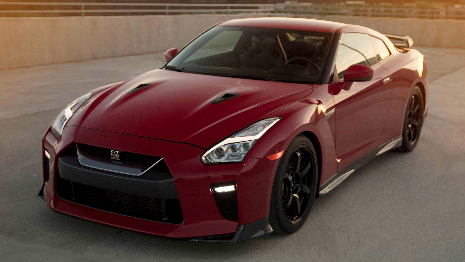 Nissan GT R Track Edition 2017 US Wallpapers And HD Images
