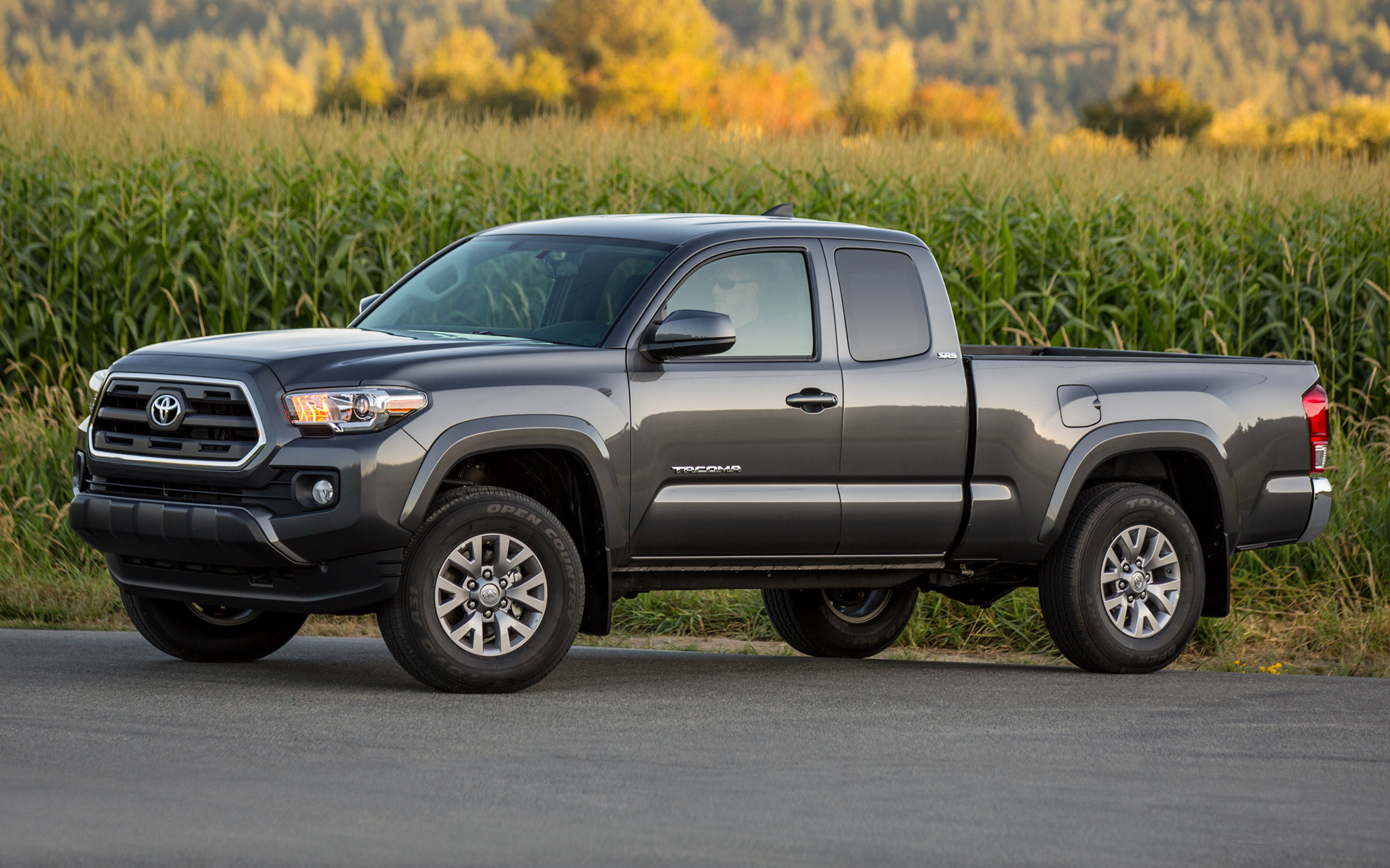 2016 Toyota Tacoma SR5 Access Cab - Wallpapers and HD ...