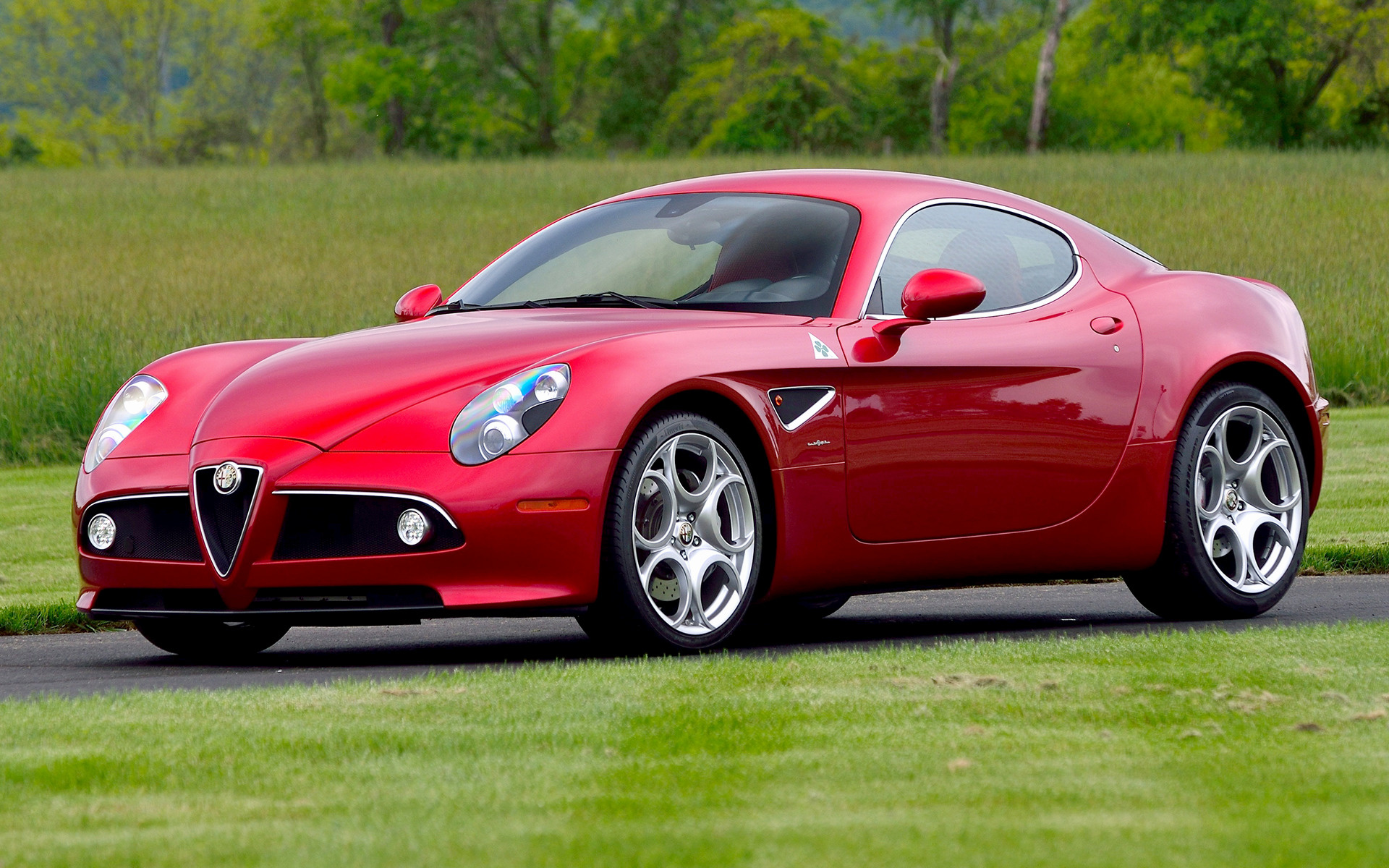 2008 alfa romeo 8c competizione us wallpapers and hd. Black Bedroom Furniture Sets. Home Design Ideas