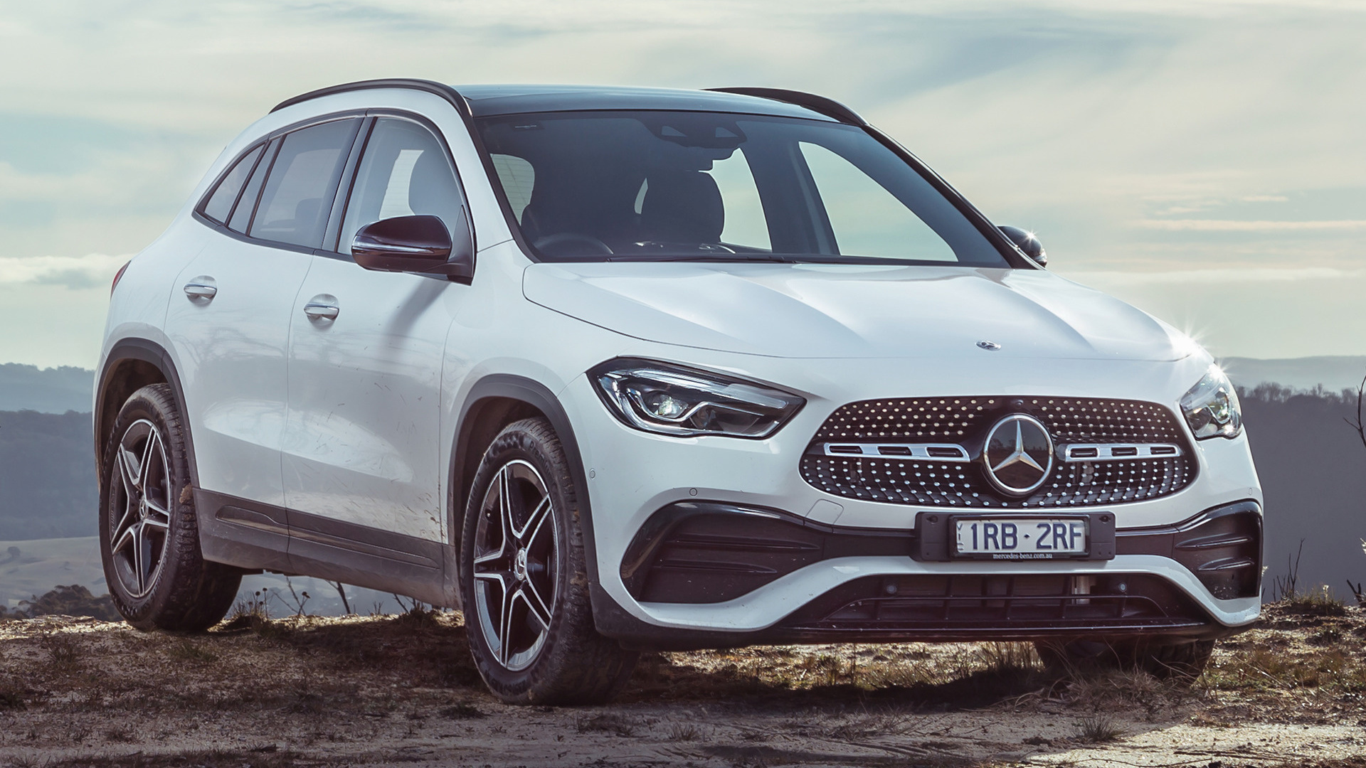 2020 Mercedes-Benz GLA-Class AMG Line (AU) - Wallpapers and HD Images | Car Pixel