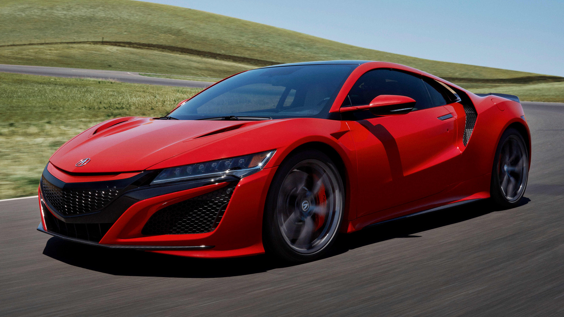 2019 Acura Nsx Wallpapers And Hd Images Car Pixel