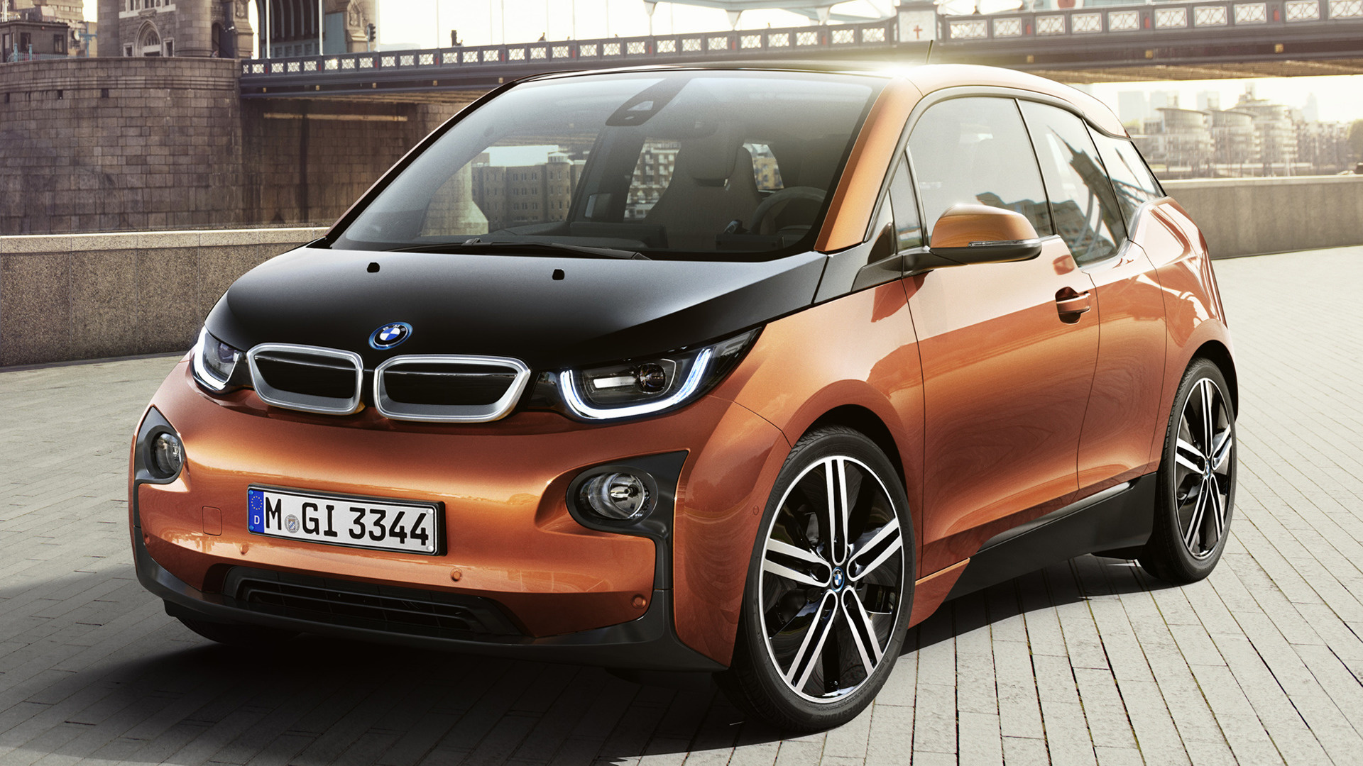 13+ Bmw I3 Charging Ultra Hd Wallpaper  Pictures