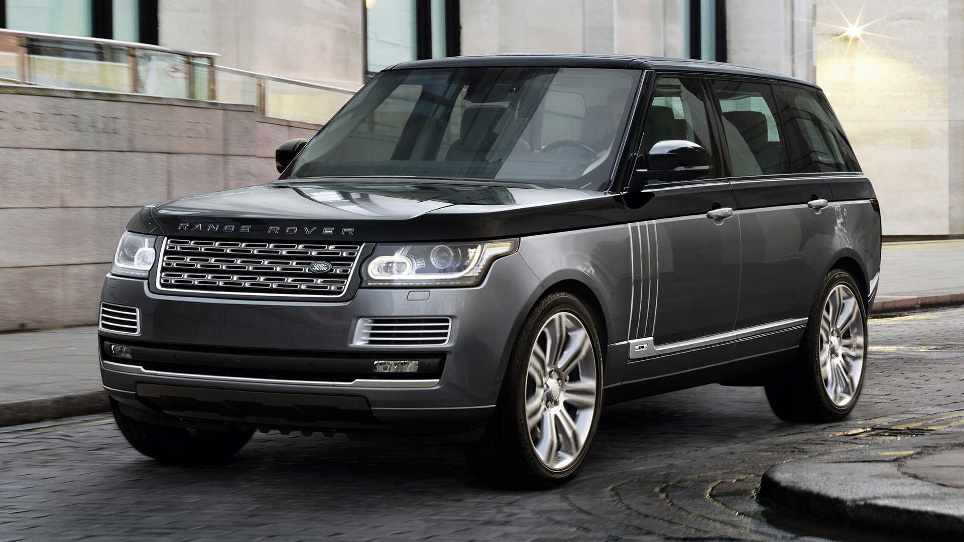 range rover svautobiography lwb 2015 us wallpapers and hd images car pixel. Black Bedroom Furniture Sets. Home Design Ideas