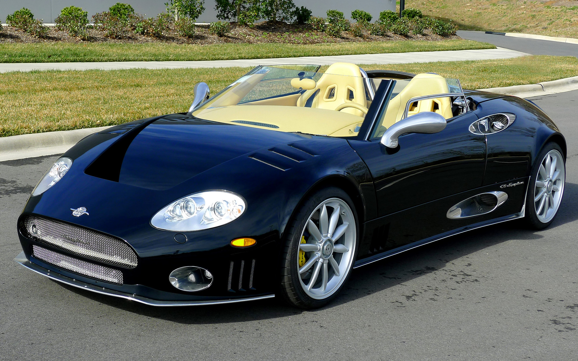 2006 Spyker C8 Spyder - Wallpapers and HD Images | Car Pixel