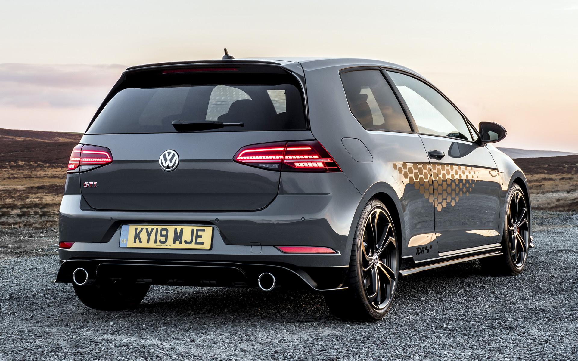 2019 Volkswagen Golf GTI TCR [3-door] (UK) - Wallpapers ...