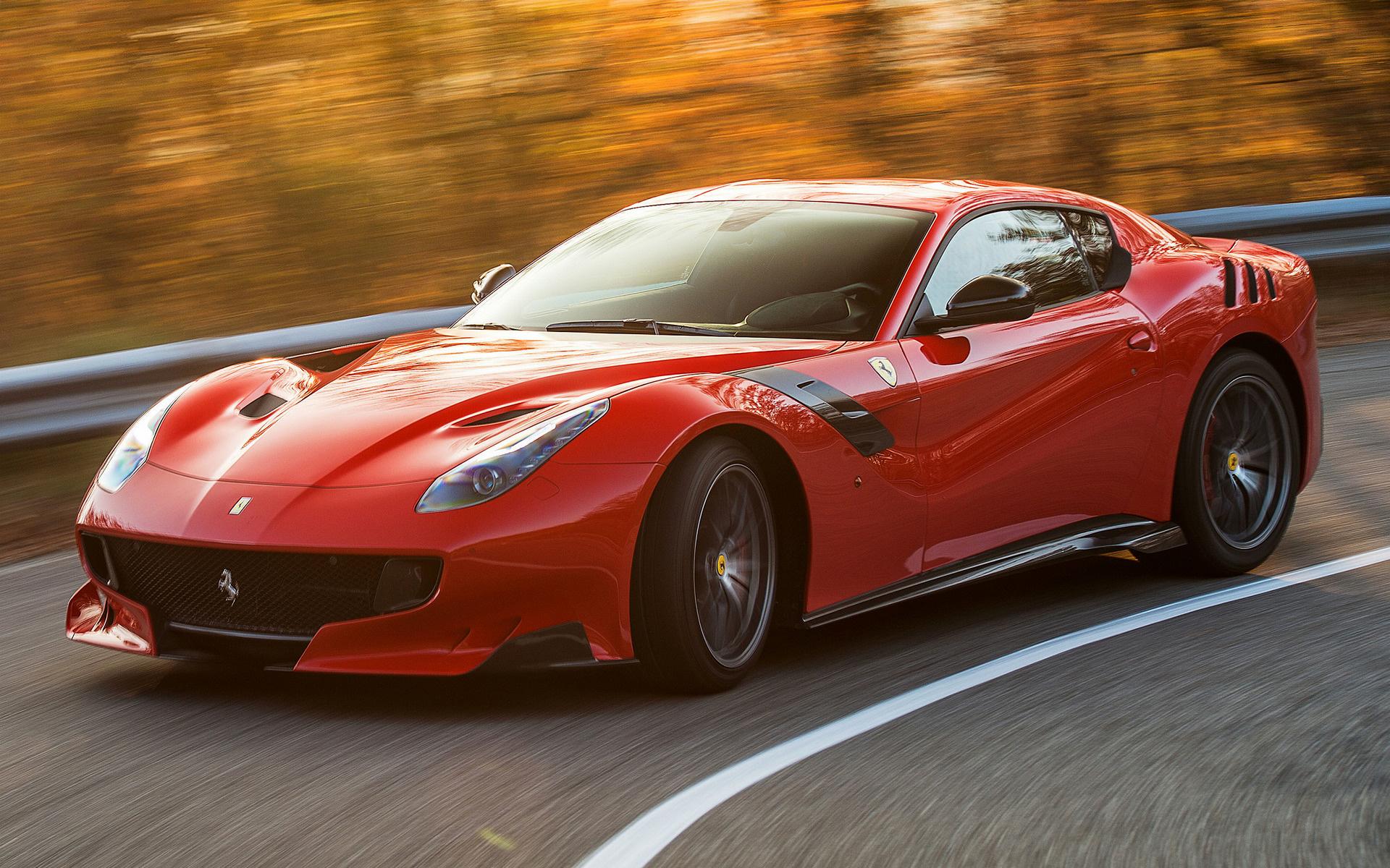2015 Ferrari F12tdf - Wallpapers and HD Images | Car Pixel