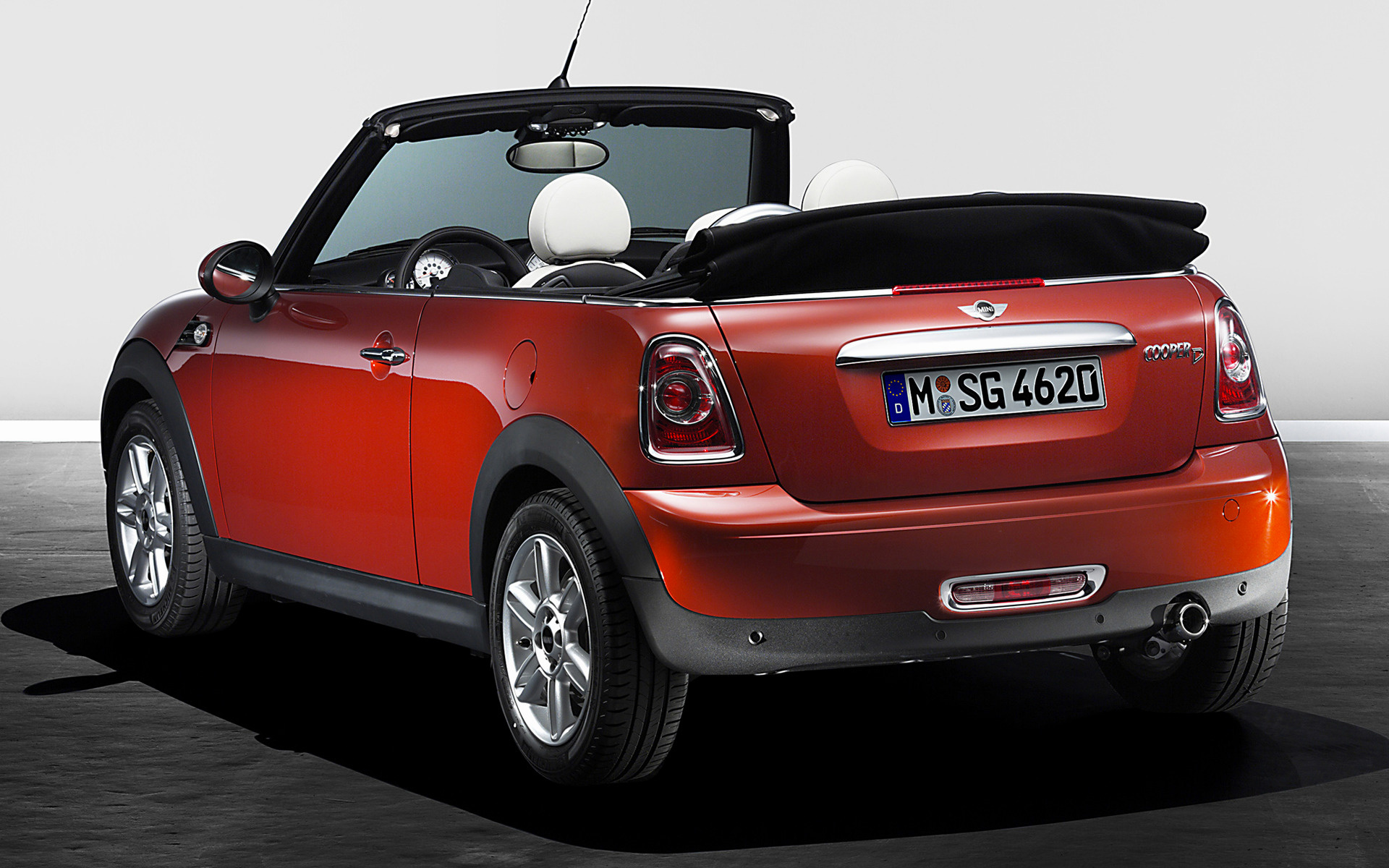 mini cooper cabrio 2010 wallpapers and hd images car pixel. Black Bedroom Furniture Sets. Home Design Ideas