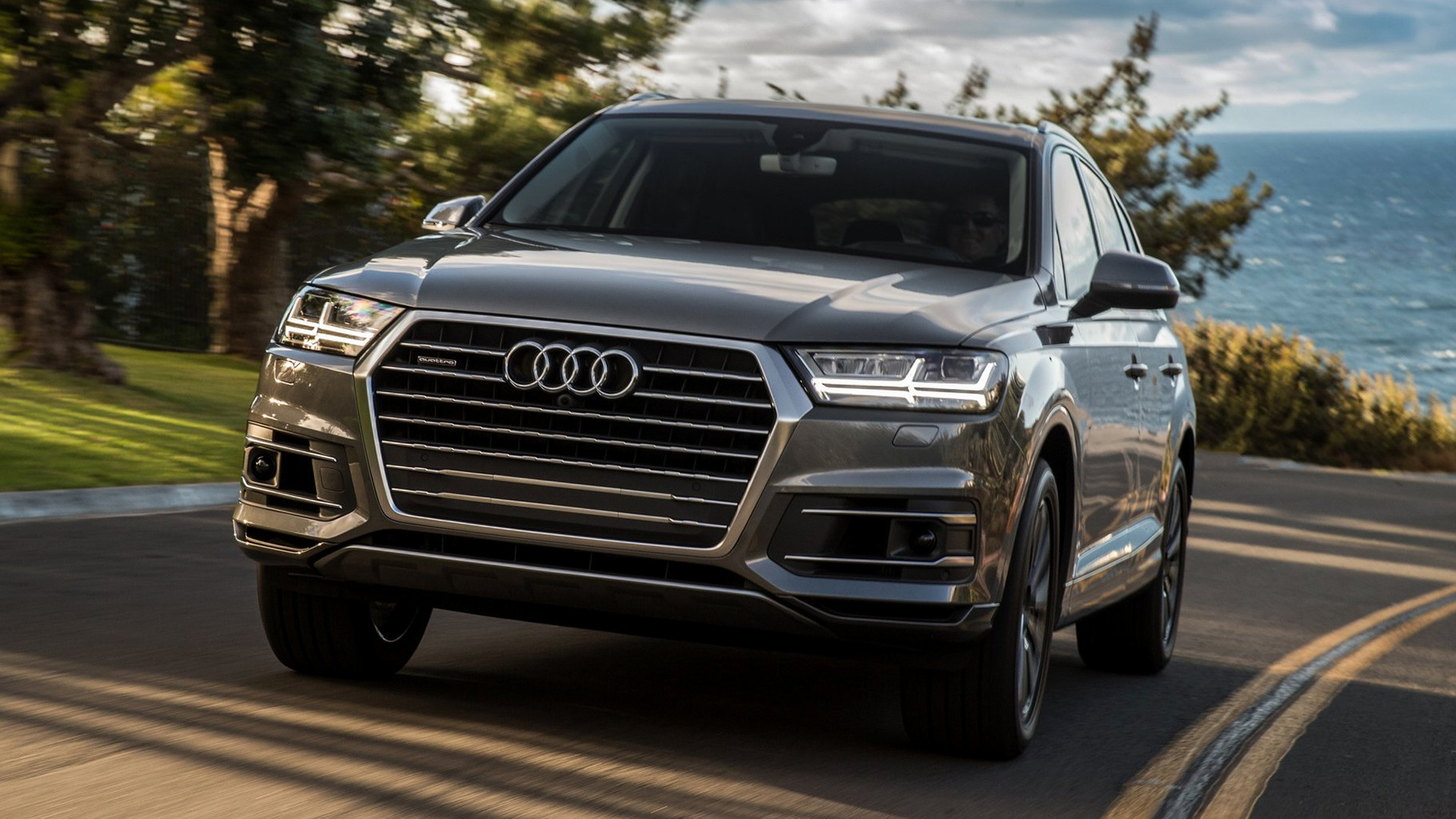 Audi Q7 (2017) US Wallpapers and HD Images - Car Pixel