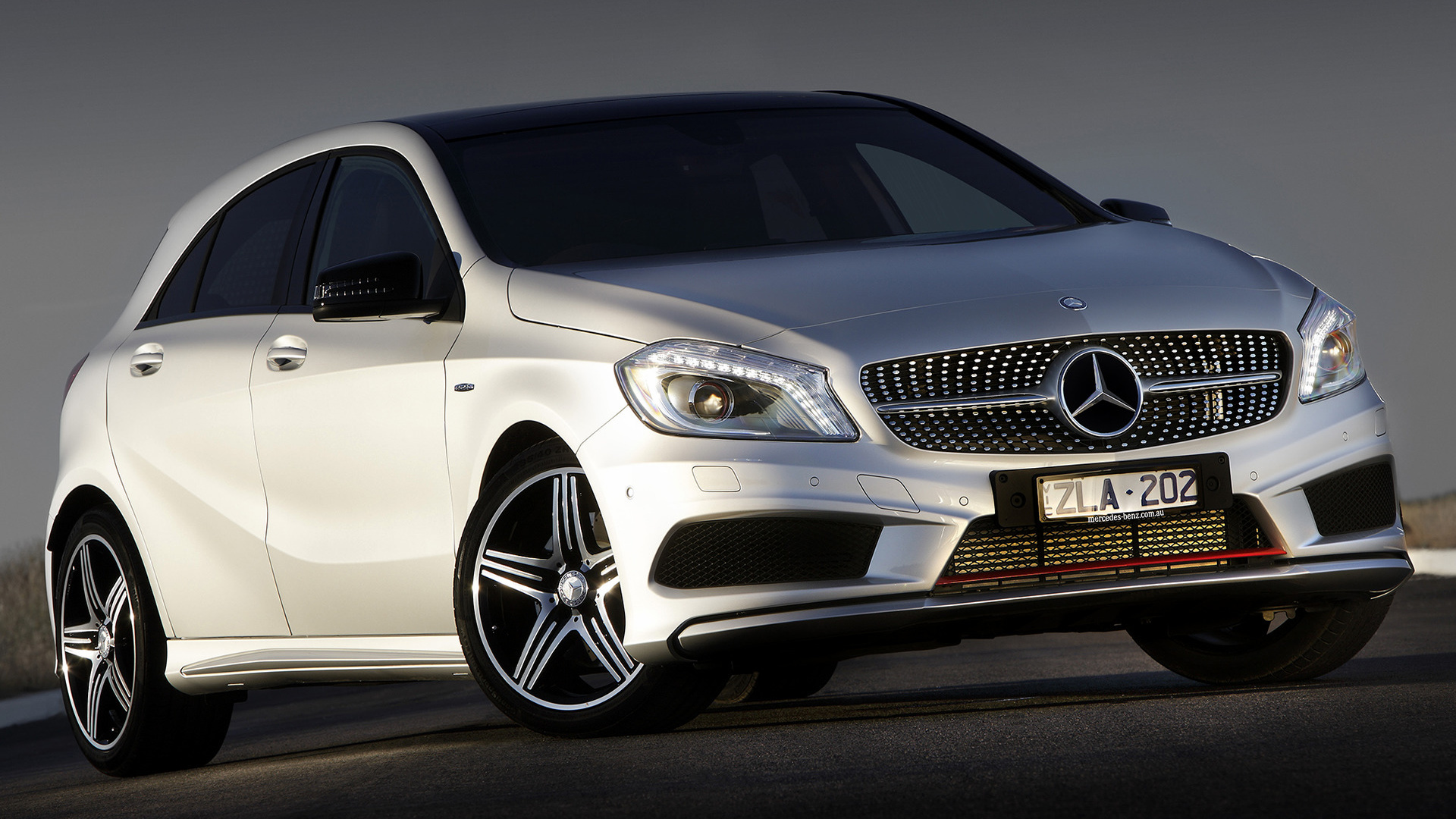 2012 Mercedes-Benz A-Class Sport (AU) - Wallpapers and HD ...