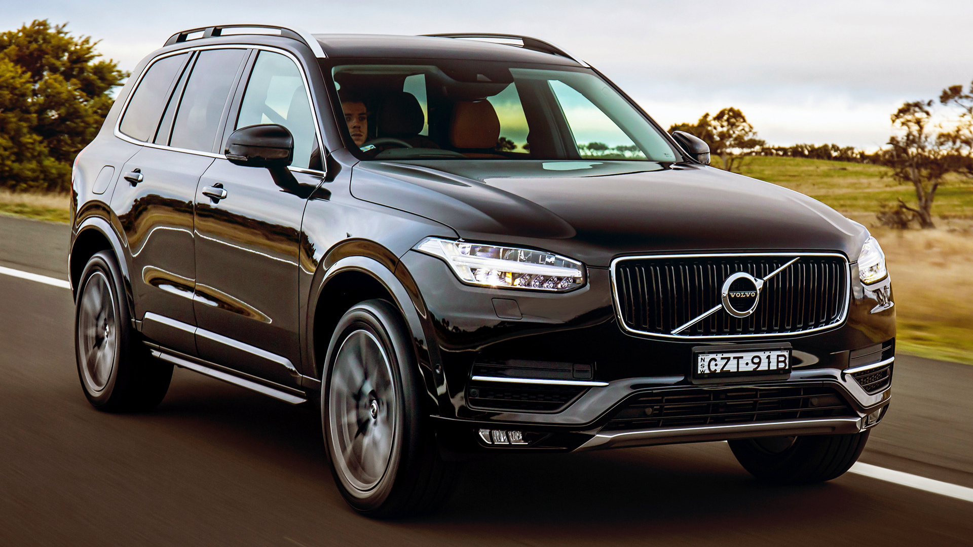 Volvo XC90 Momentum (2015) AU Wallpapers and HD Images ...