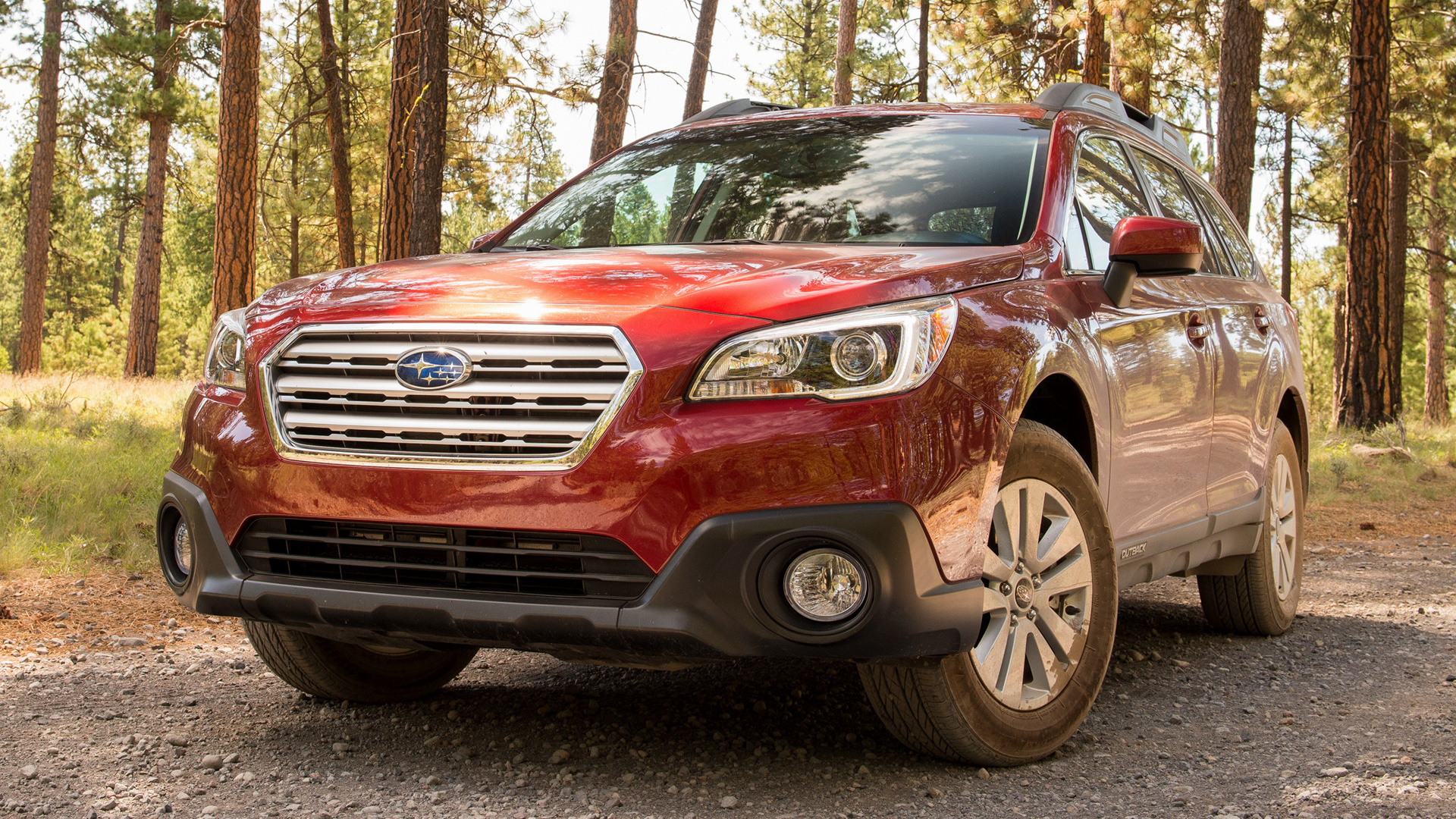 Subaru Outback 25i 2015 US Wallpapers And HD Images