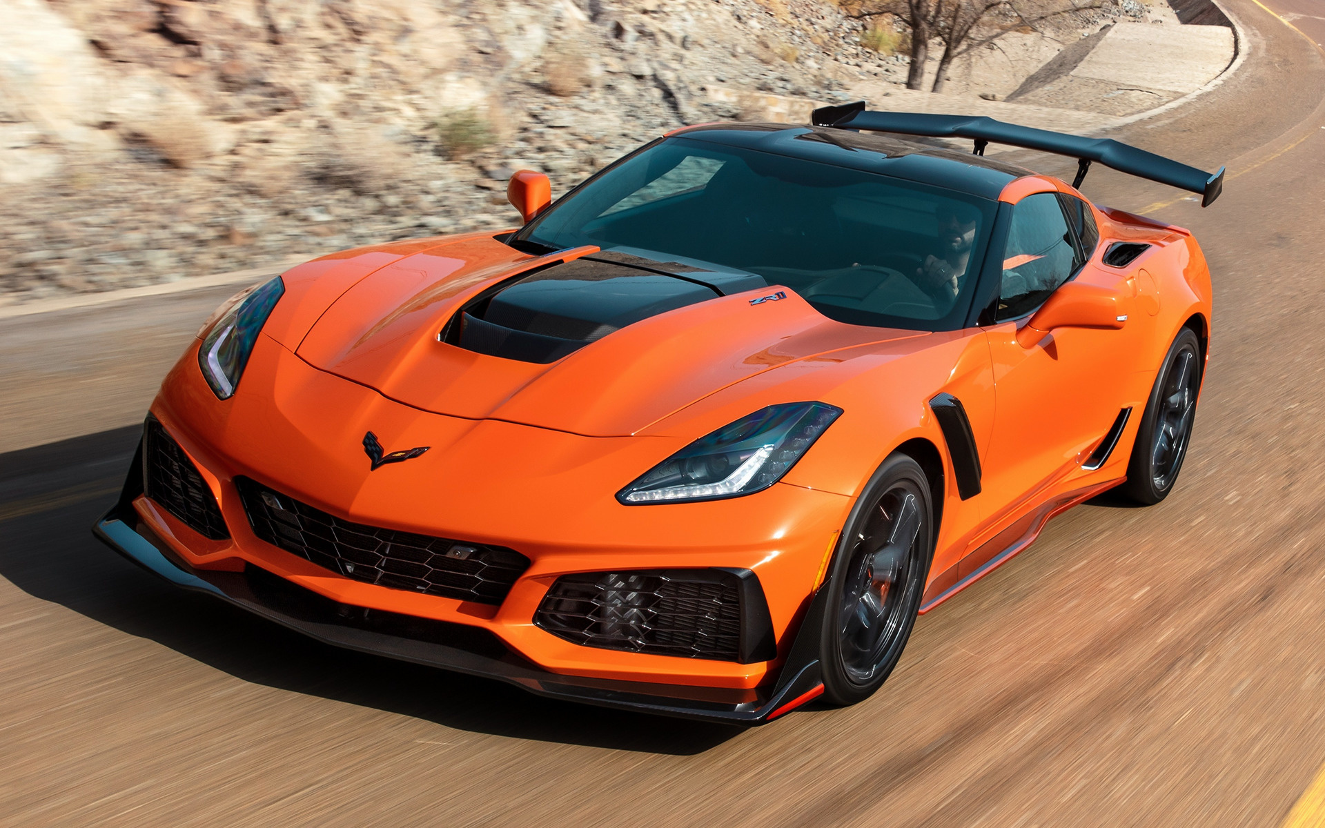 2018 Chevrolet Corvette ZR1 Wallpapers And HD Images