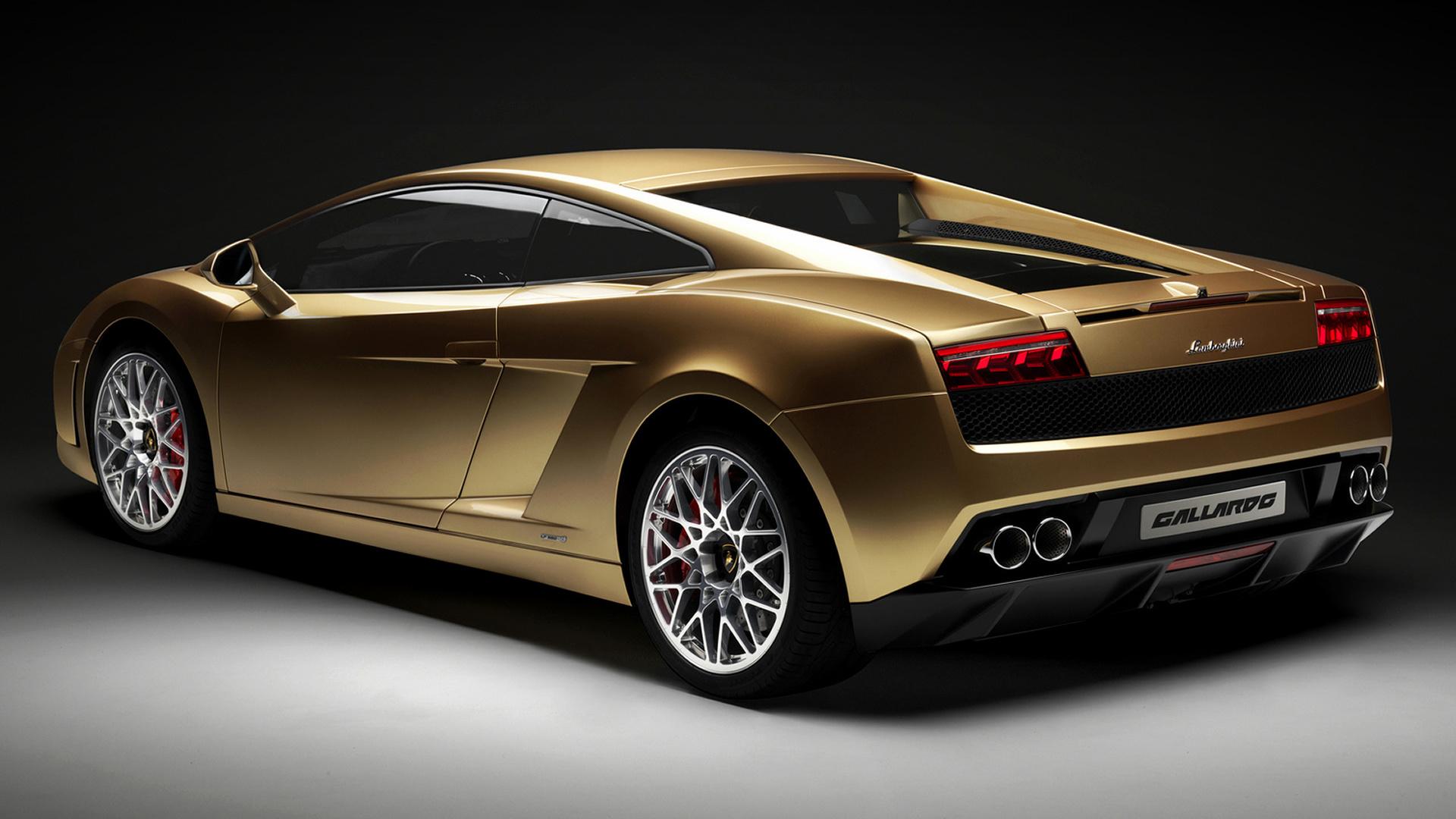 Lamborghini Gallardo Lp 560 4 Gold Edition 2012 Cn