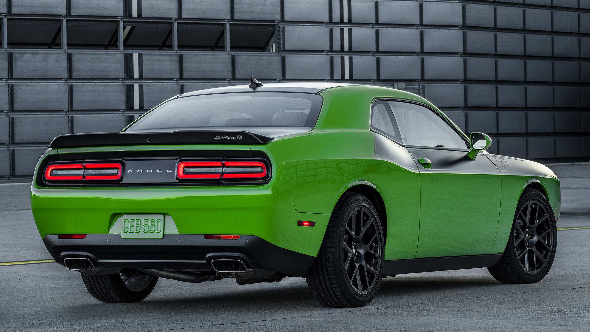 Go Mango Charger >> Dodge Challenger T/A (2017) Wallpapers and HD Images - Car Pixel