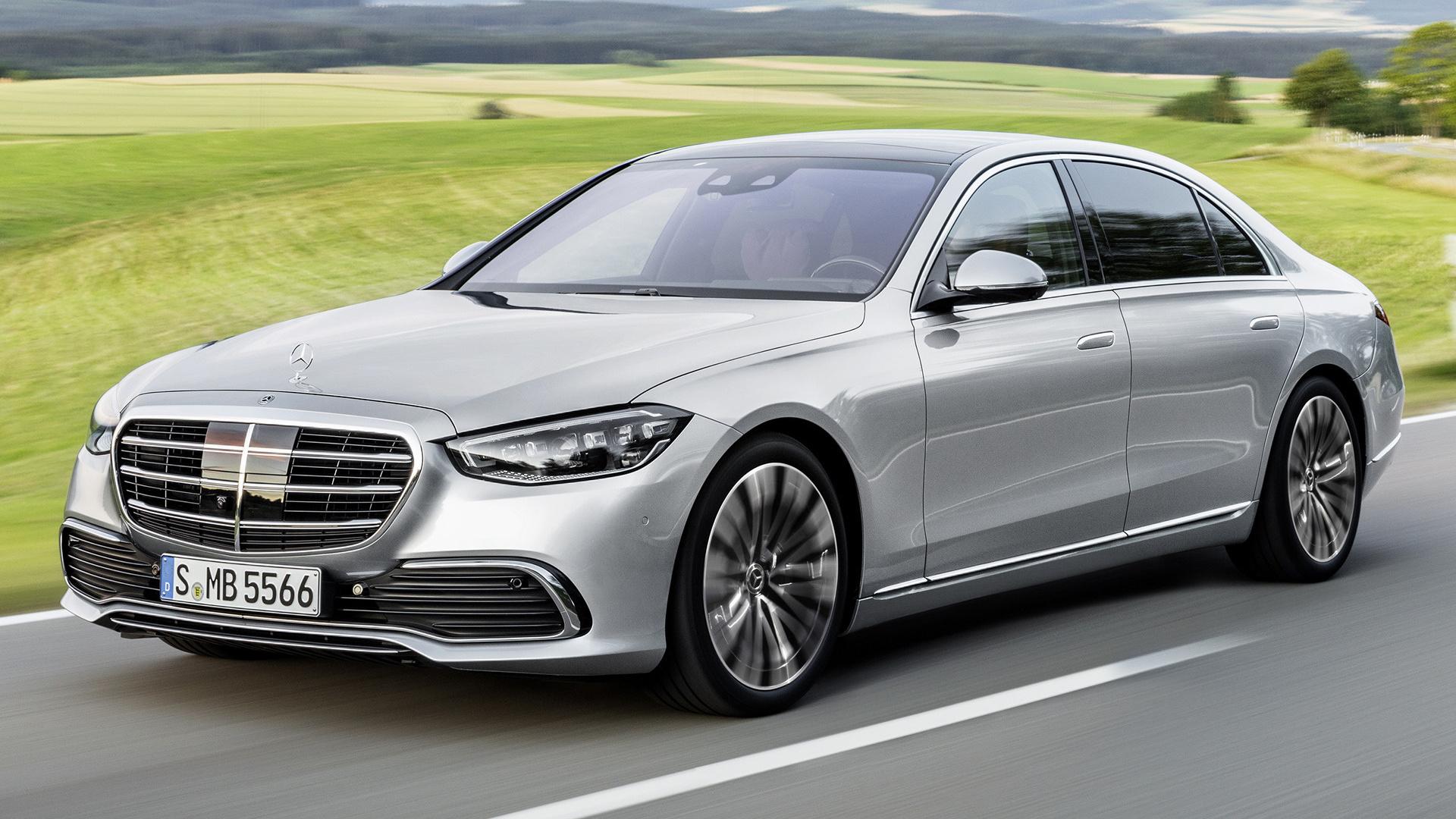 2020 Mercedes-Benz S-Class Long - Wallpapers and HD ...